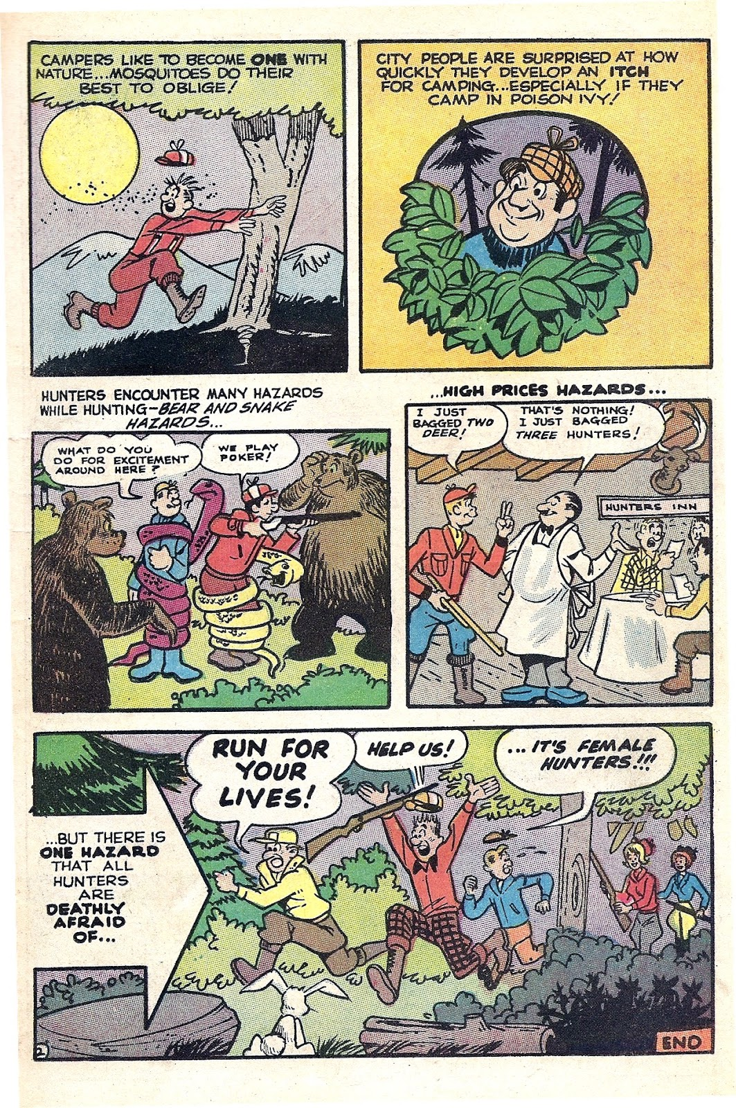 Archie's Madhouse issue Annual 6 - Page 11