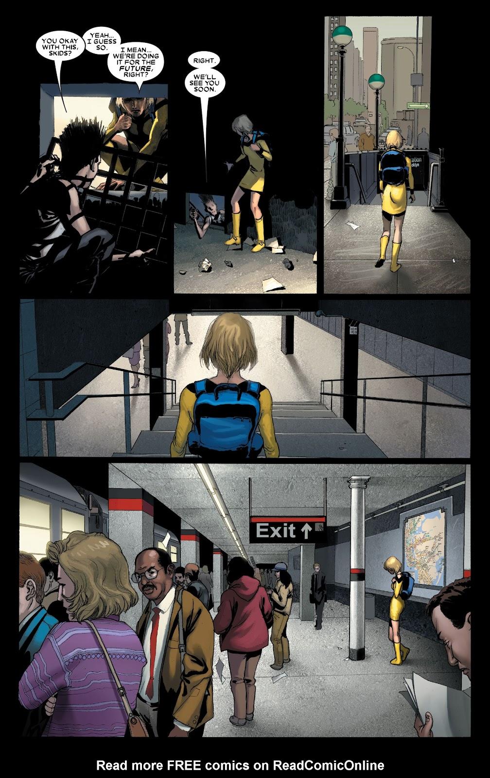 Uncanny X-Men (1963) issue 488 - Page 18