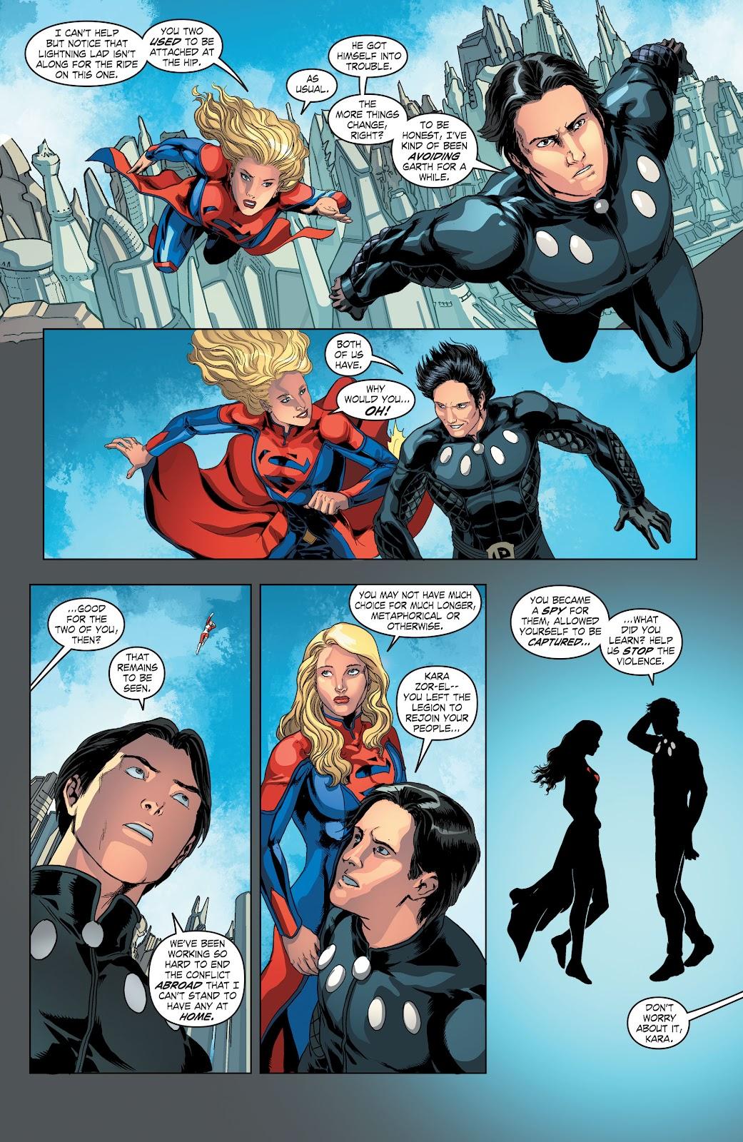 Read online Smallville Season 11 [II] comic -  Issue # TPB 4 - 57