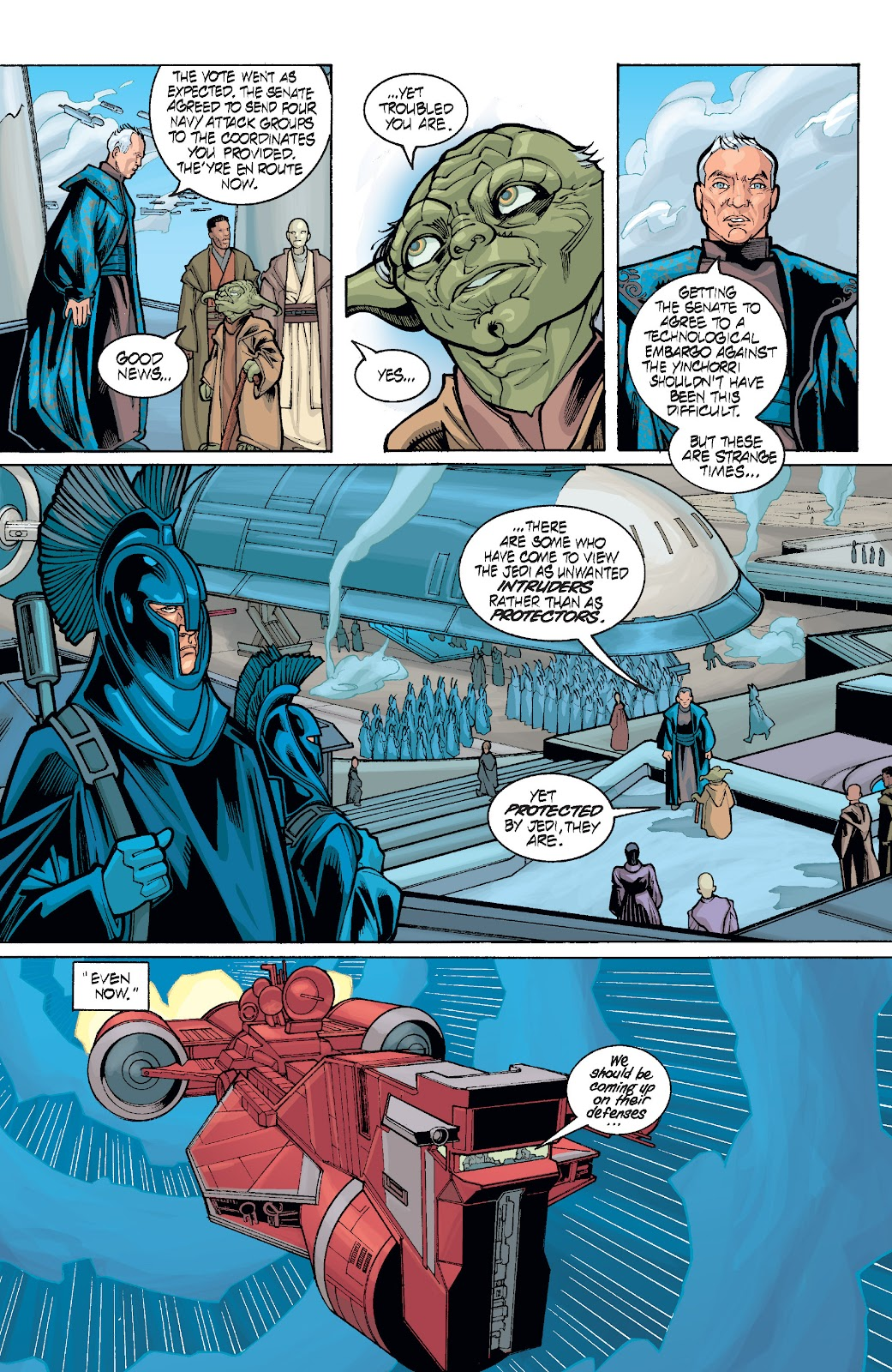 Read online Star Wars Legends: Rise of the Sith - Epic Collection comic -  Issue # TPB 1 (Part 5) - 49