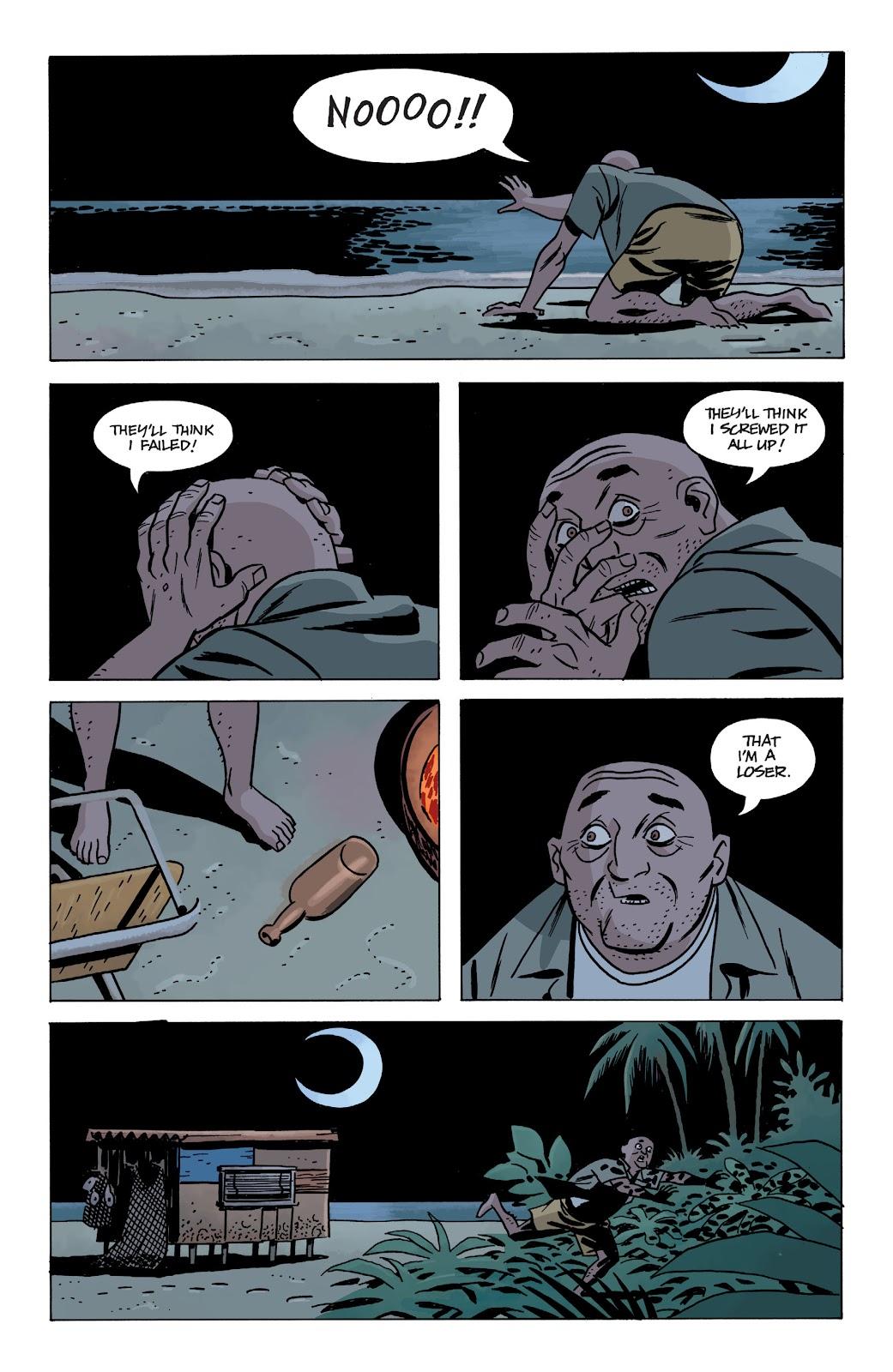 Read online The Twilight Children comic -  Issue #1 - 15