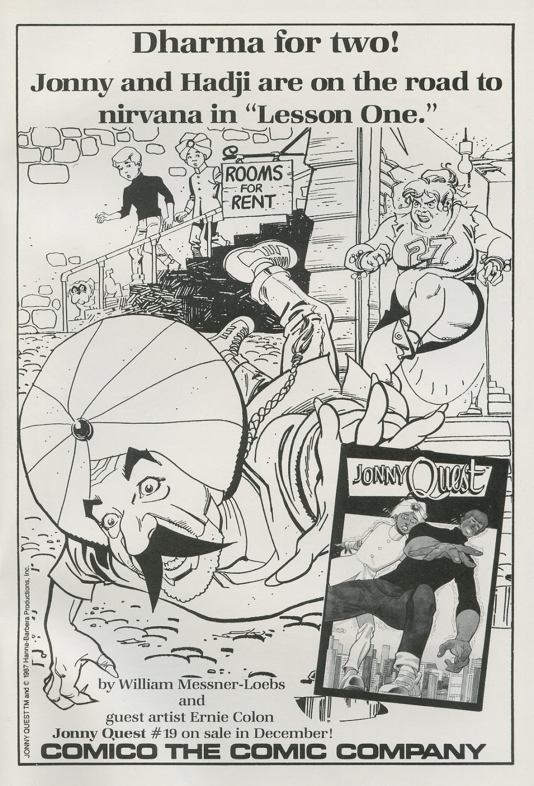 Jonny Quest (1986) issue 18 - Page 35