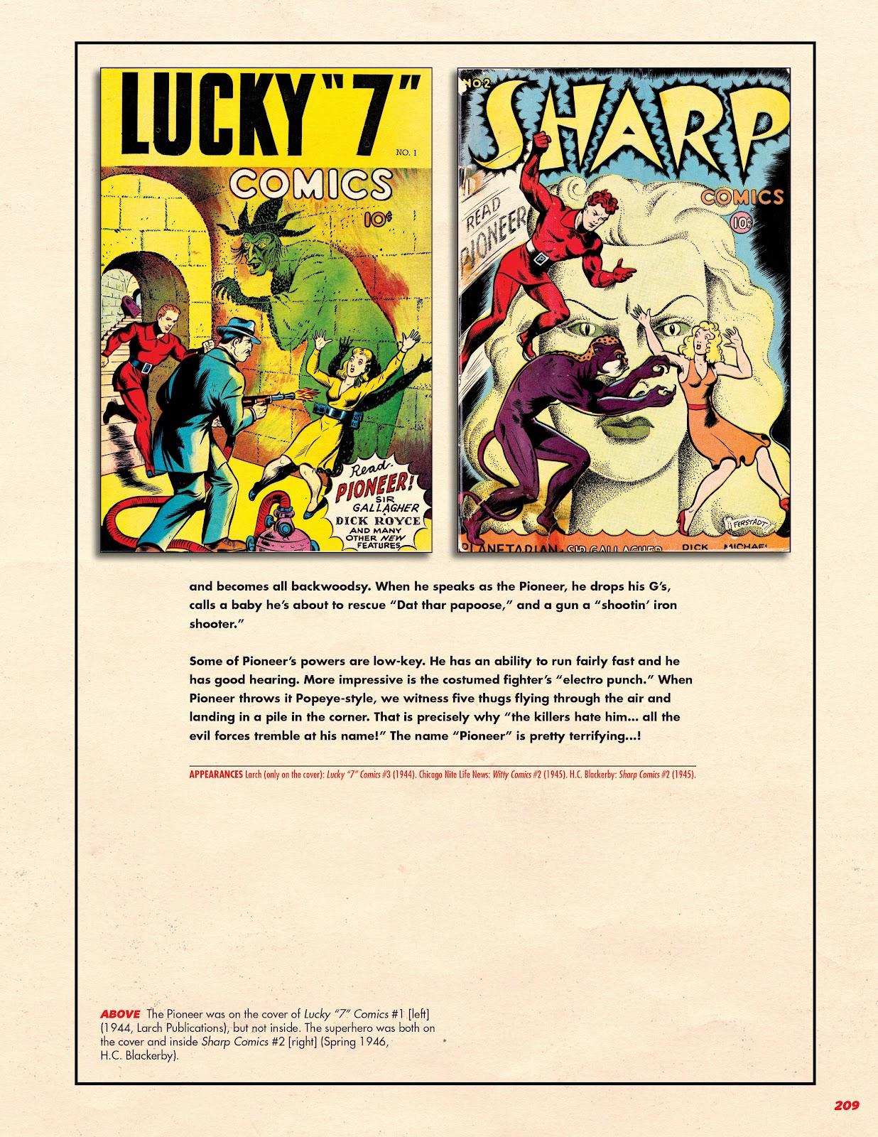 Read online Super Weird Heroes comic -  Issue # TPB 2 (Part 3) - 9