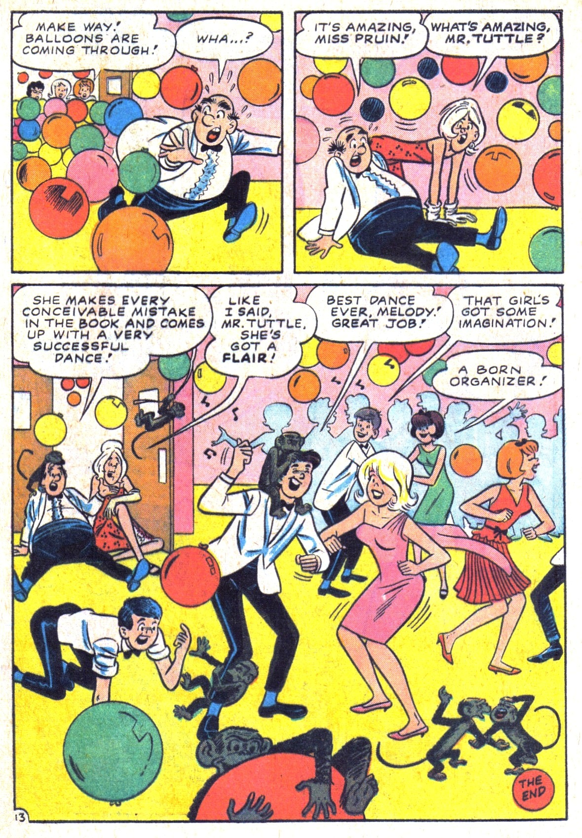 Read online She's Josie comic -  Issue #17 - 17