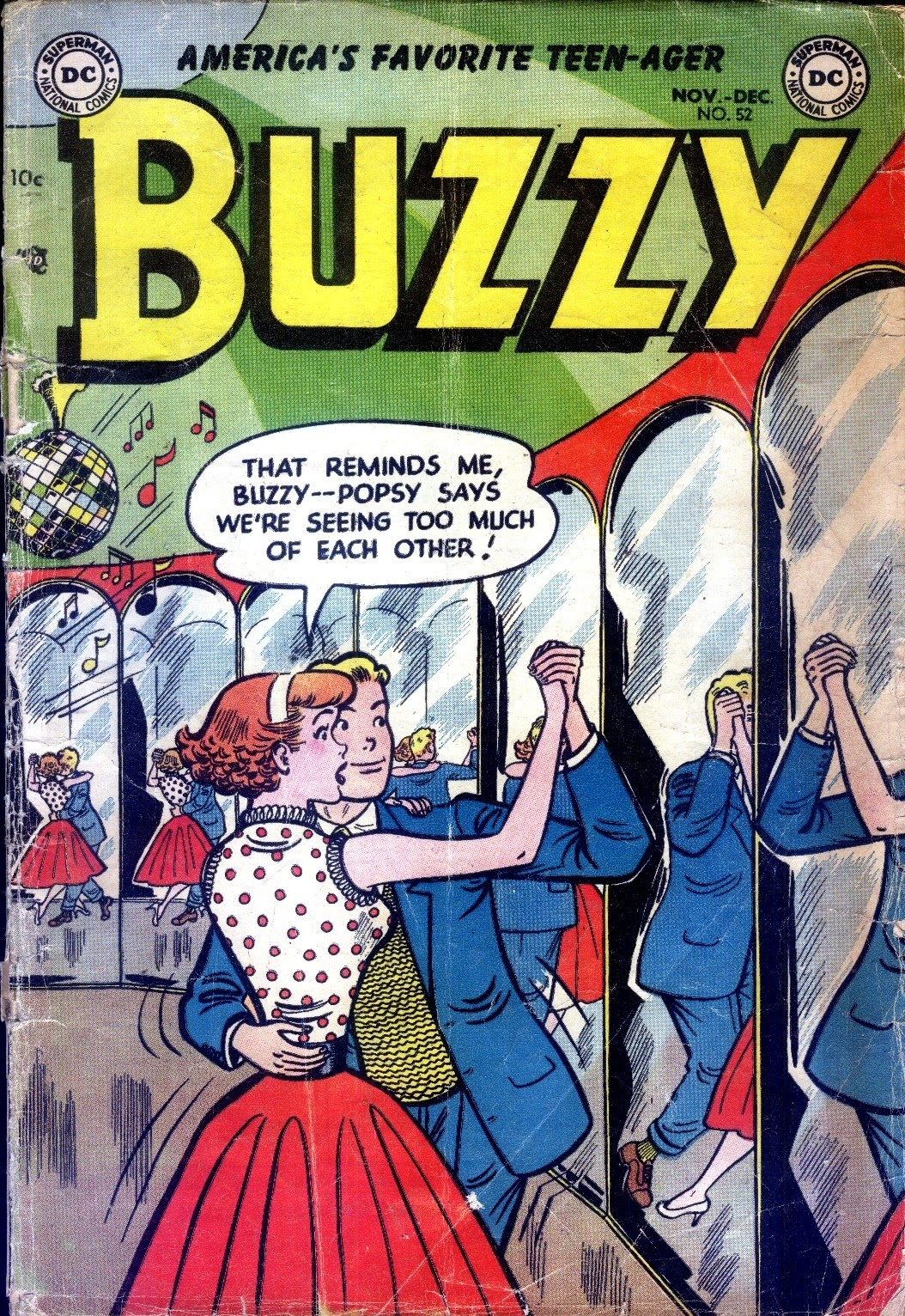 Buzzy issue 52 - Page 1