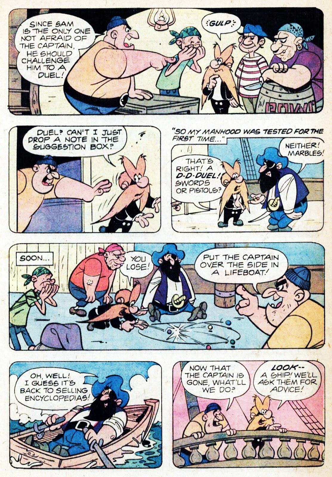 Yosemite Sam and Bugs Bunny issue 43 - Page 10