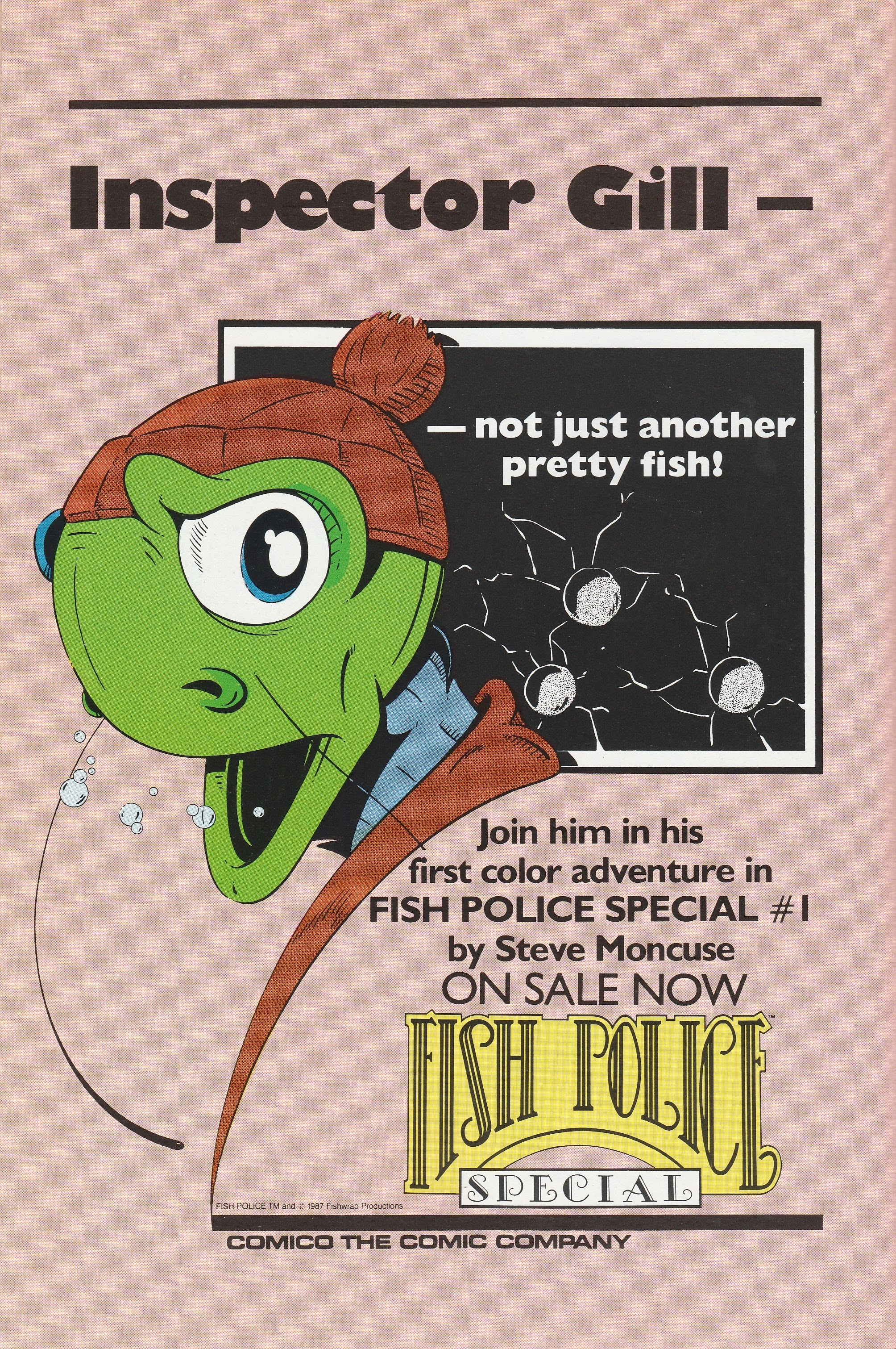 The Fish Police 10 Page 27
