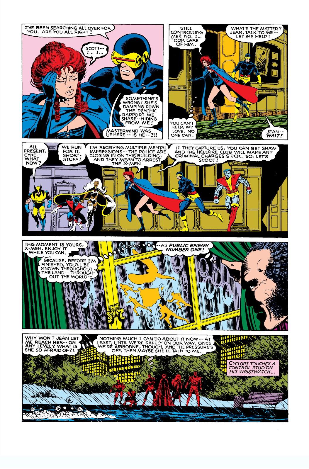 Uncanny X-Men (1963) issue 134 - Page 16