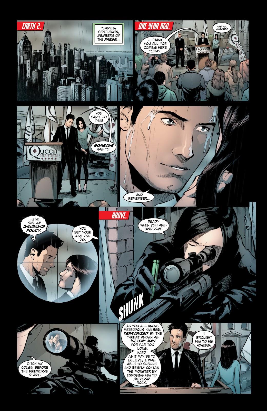 Read online Smallville Season 11 [II] comic -  Issue # TPB 3 - 103