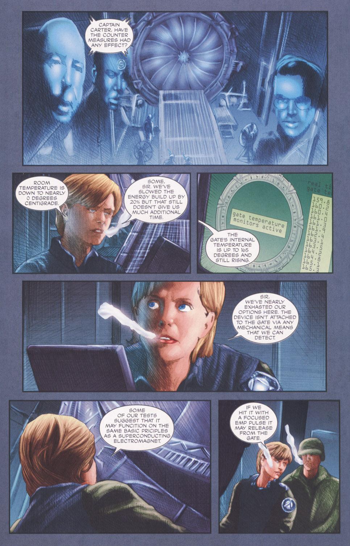 Read online Stargate SG-1: POW comic -  Issue #2 - 10