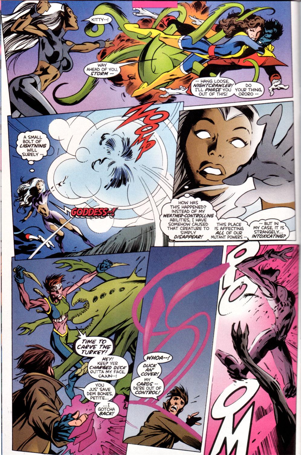 X-Men (1991) 88 Page 4