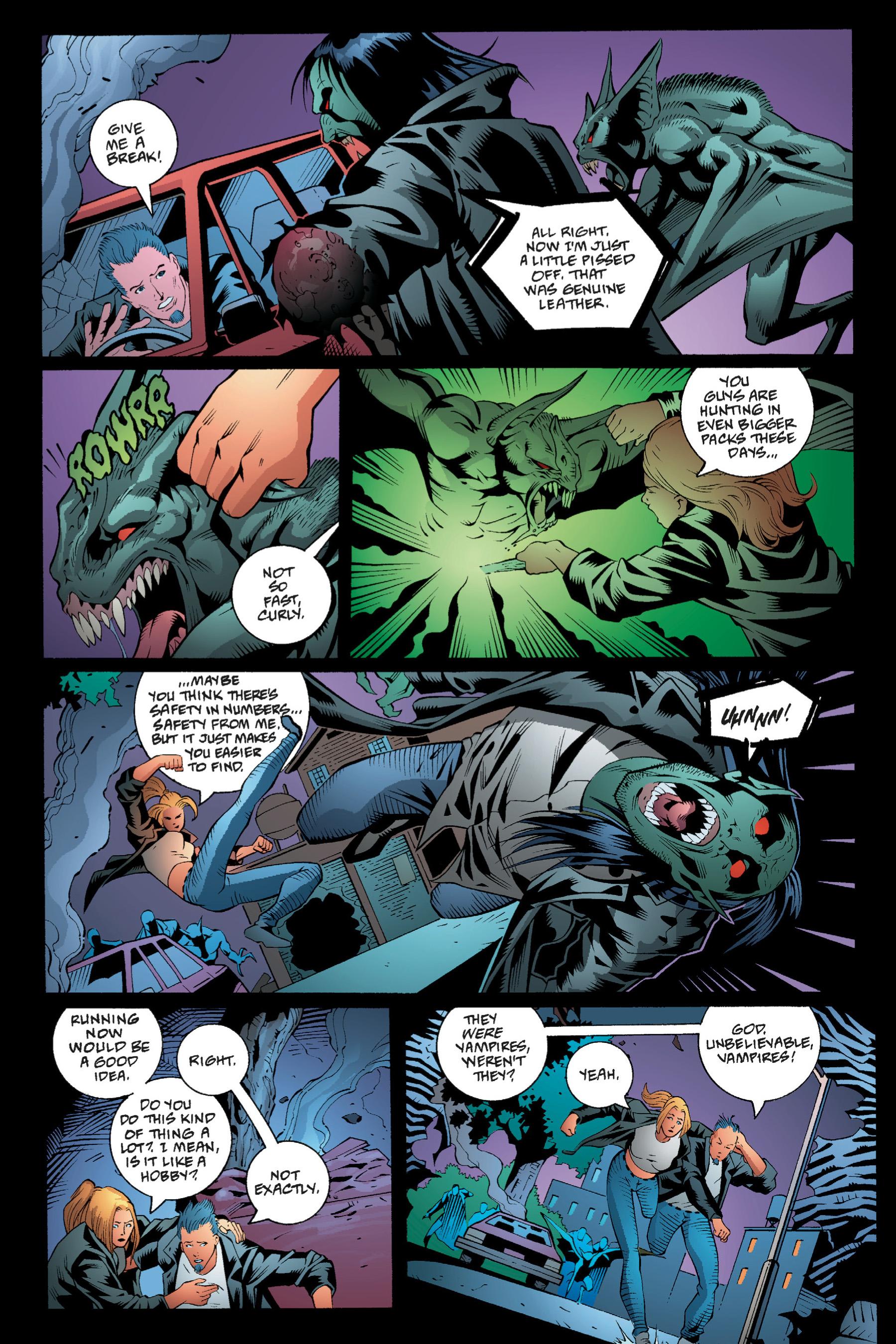 Read online Buffy the Vampire Slayer: Omnibus comic -  Issue # TPB 1 - 75