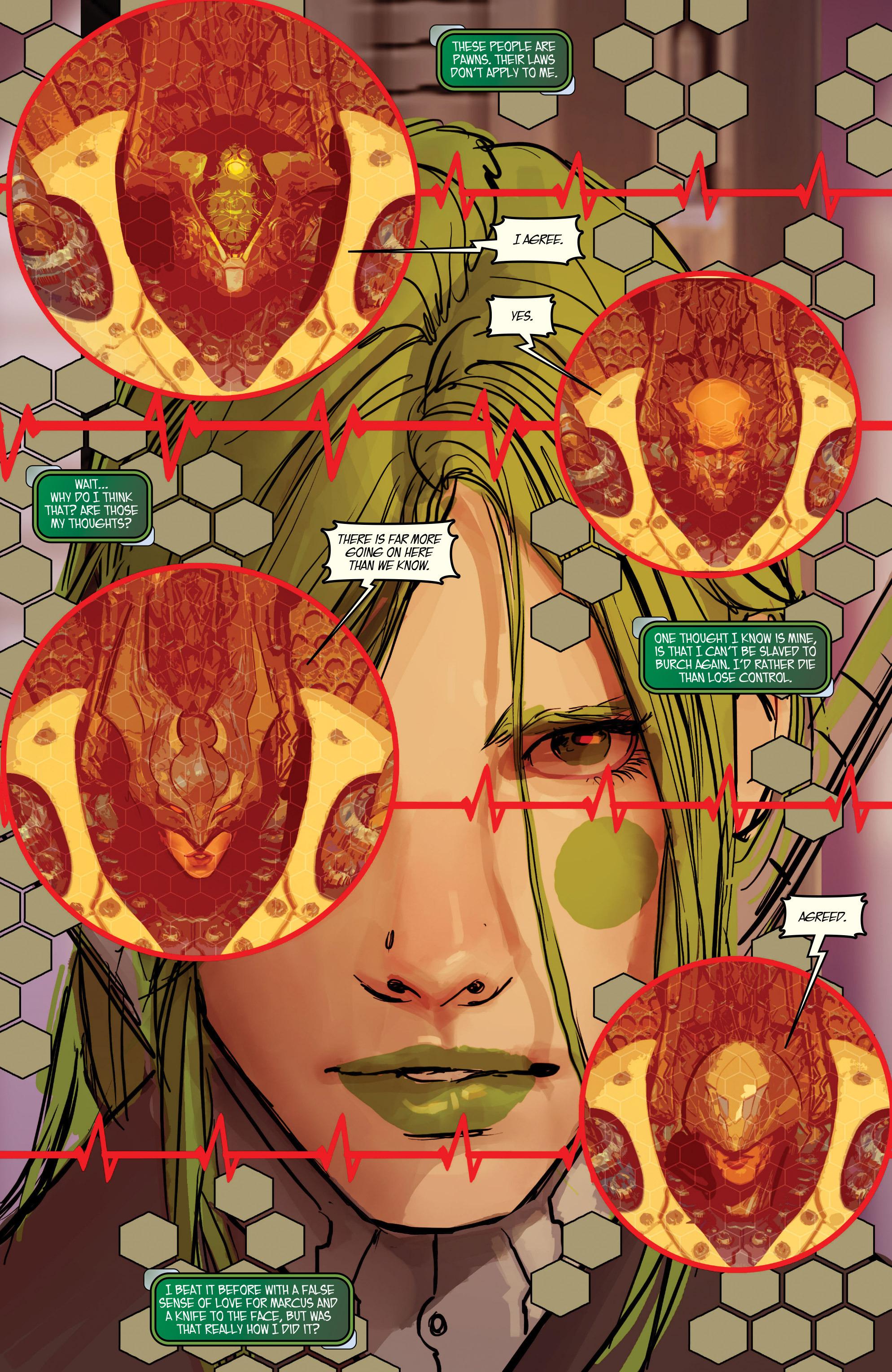 Read online Aphrodite IX (2013) comic -  Issue #Aphrodite IX (2013) _TPB 2 - 90