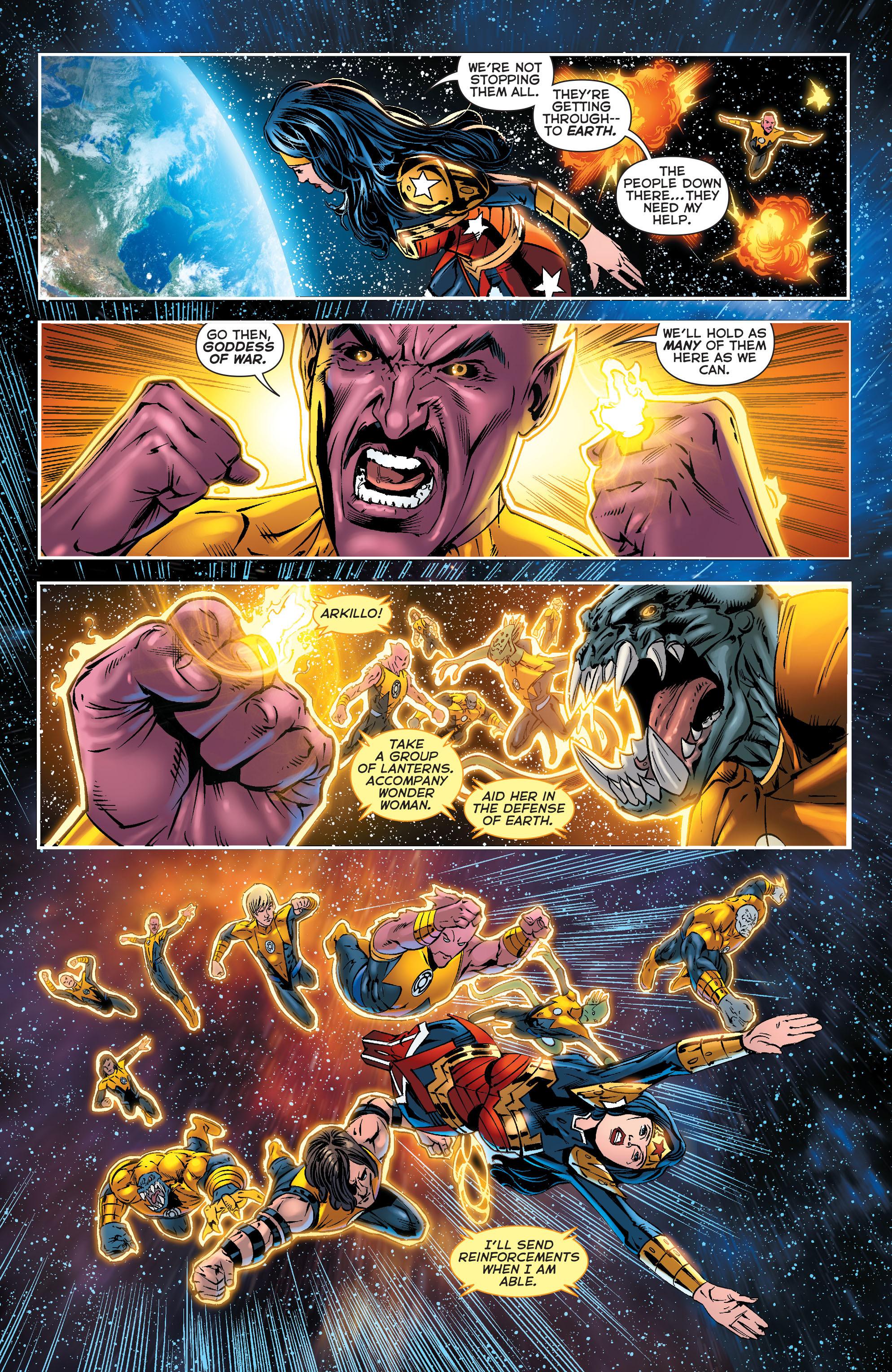 Read online Sinestro comic -  Issue #18 - 5