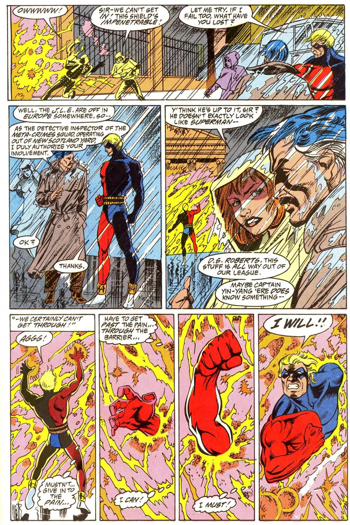 Read online Peter Cannon--Thunderbolt (1992) comic -  Issue #3 - 18
