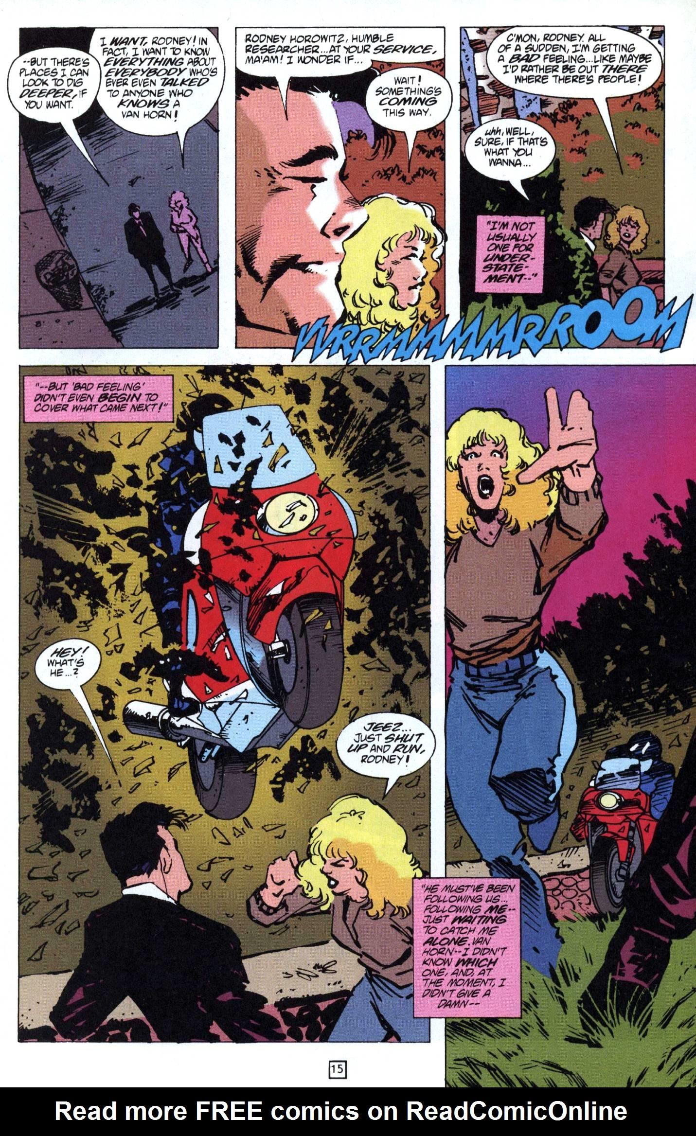 Read online Gunfire comic -  Issue #9 - 19