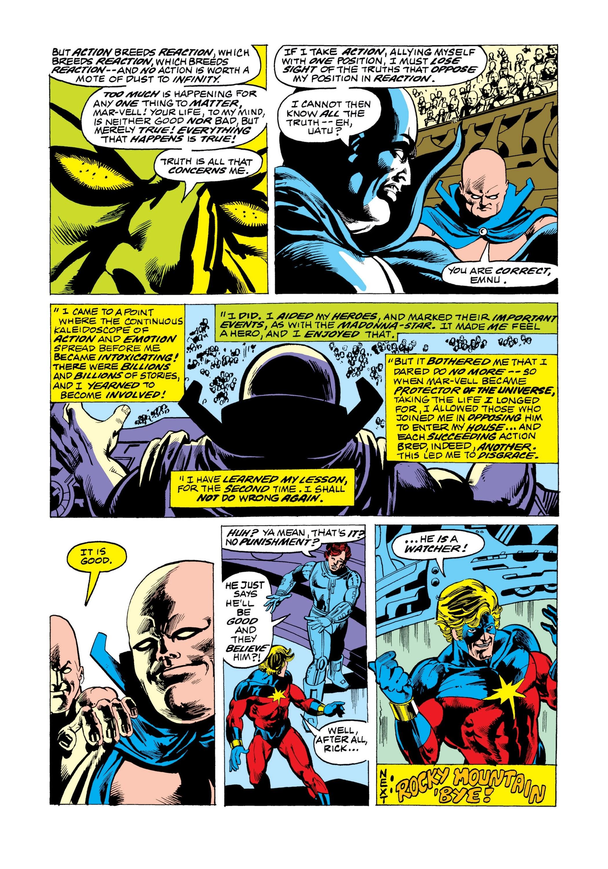 Marvel Masterworks: Captain Marvel TPB_4_(Part_2) Page 2