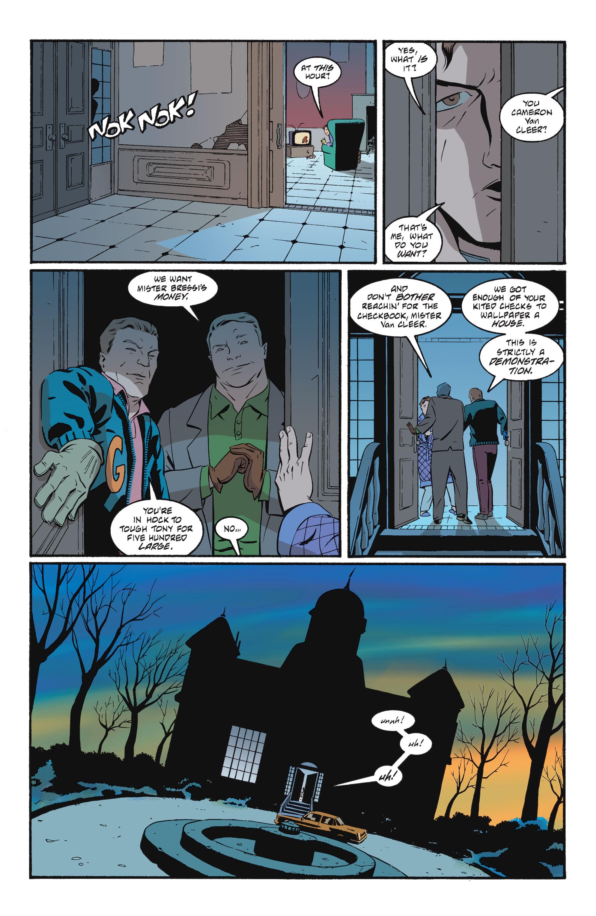 Read online Batgirl/Robin: Year One comic -  Issue # TPB 2 - 57