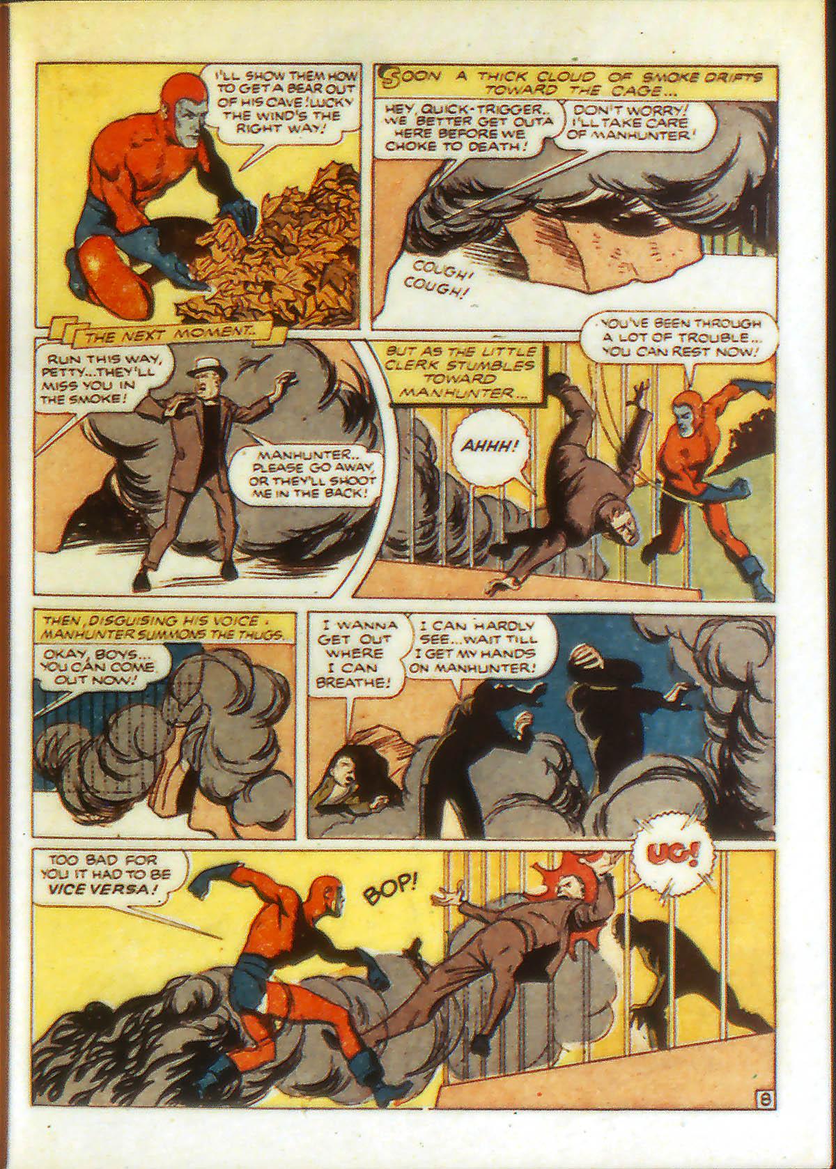 Read online Adventure Comics (1938) comic -  Issue #90 - 47