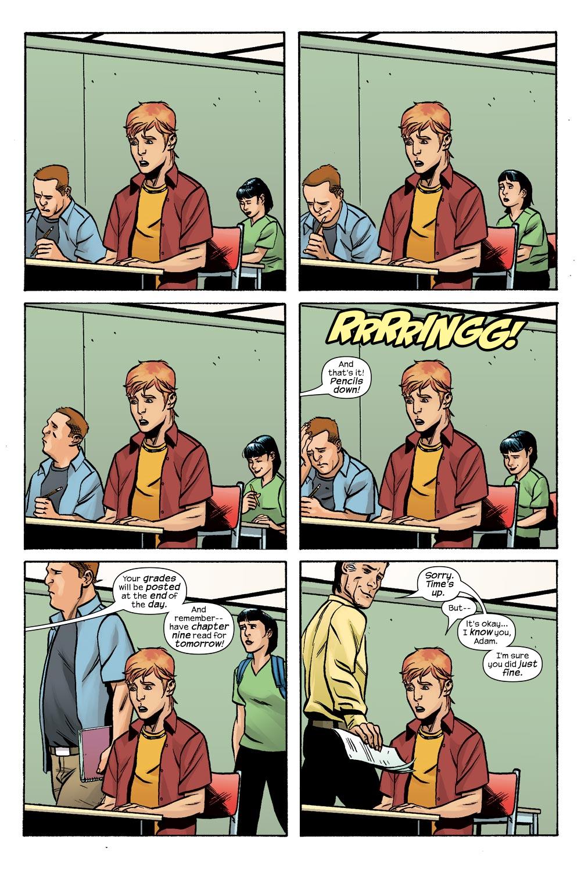 Read online Machine Teen comic -  Issue #2 - 7