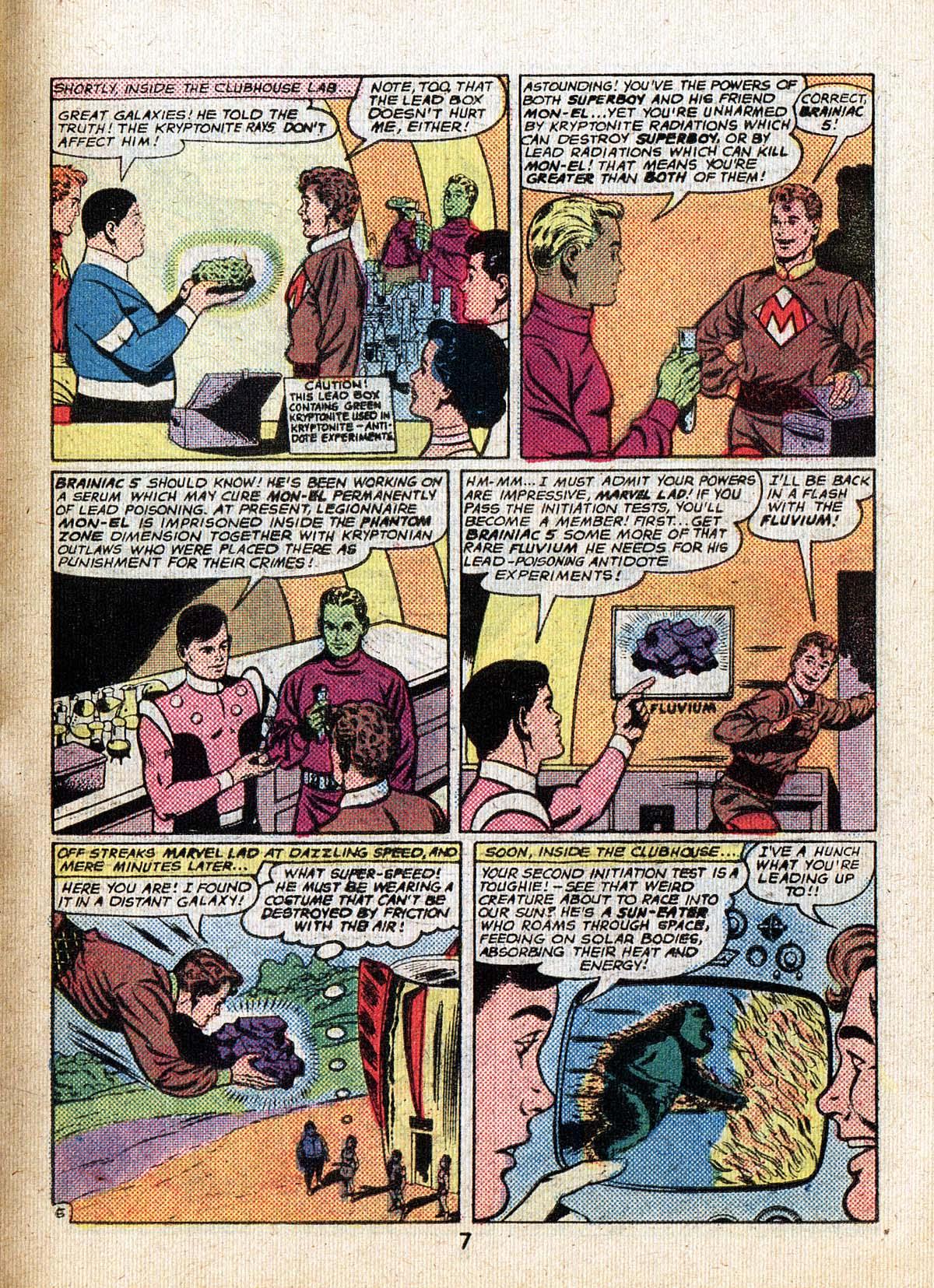 Read online Adventure Comics (1938) comic -  Issue #500 - 7