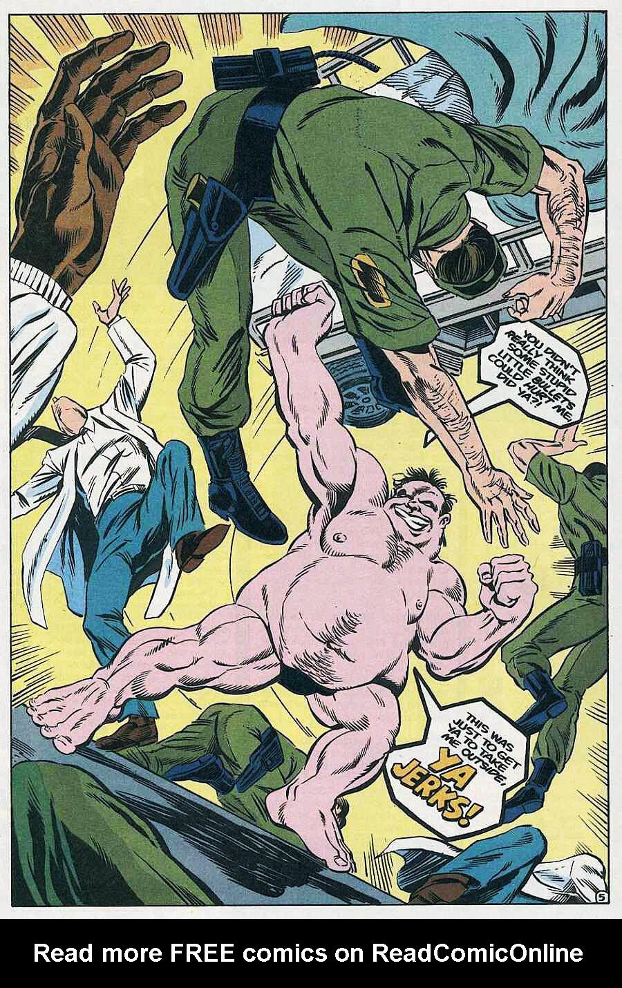 Elementals (1984) issue 18 - Page 20