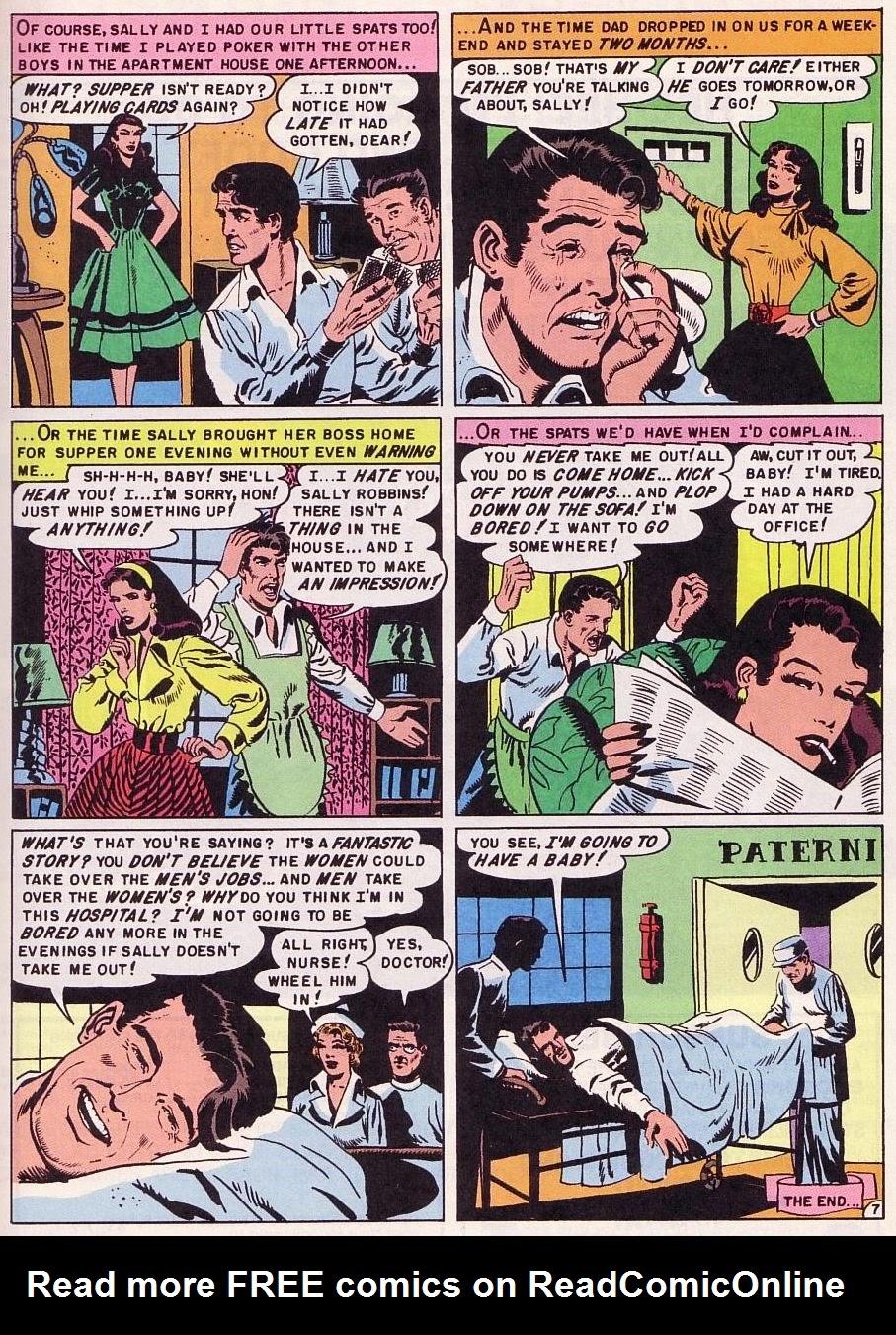 Weird Fantasy (1951) issue 12 - Page 30