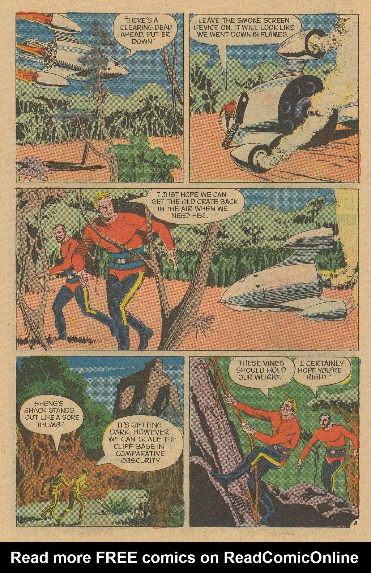 Flash Gordon (1969) issue 12 - Page 11