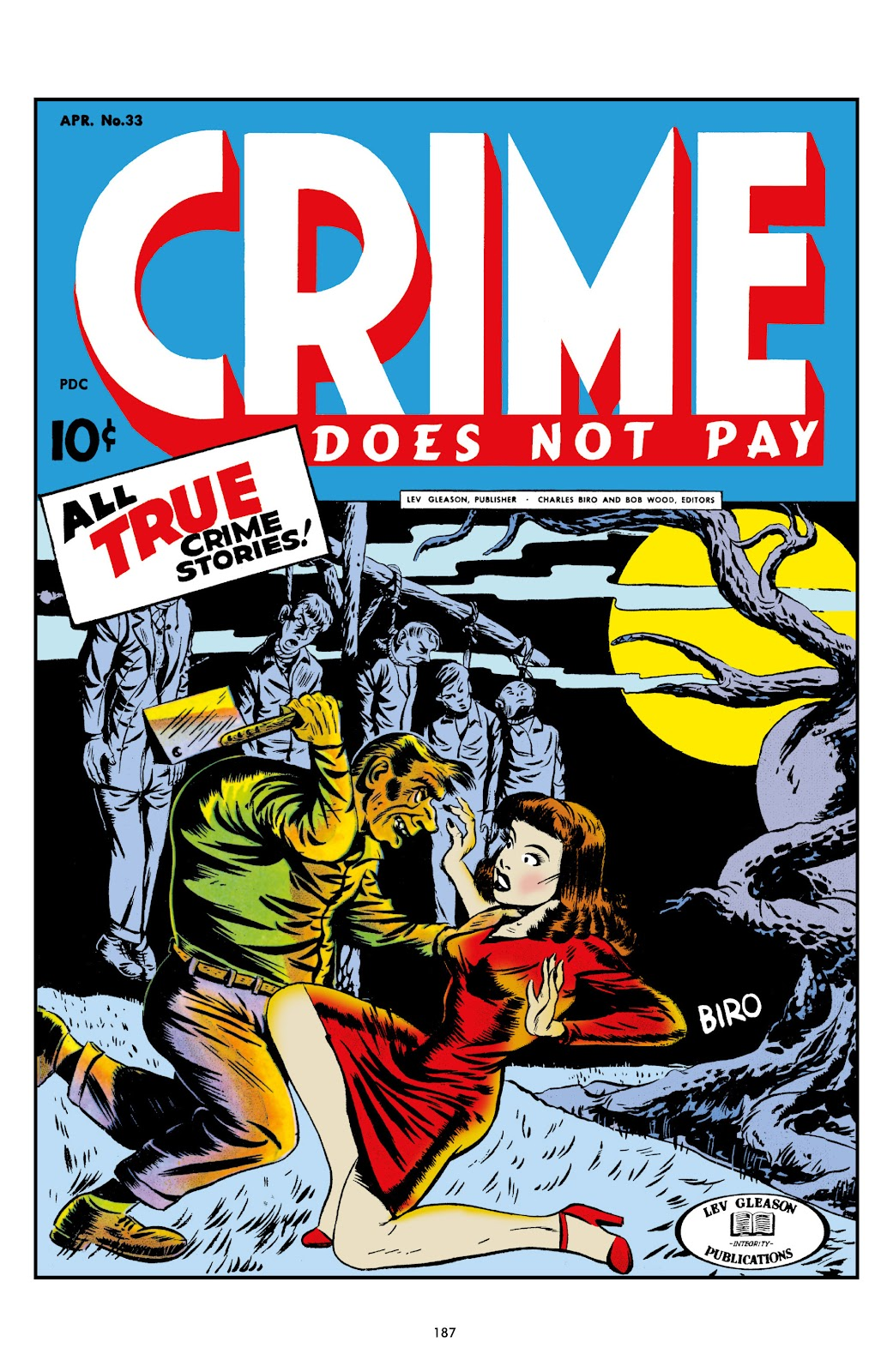 Read online Crime Does Not Pay Archives comic -  Issue # TPB 3 (Part 2) - 87