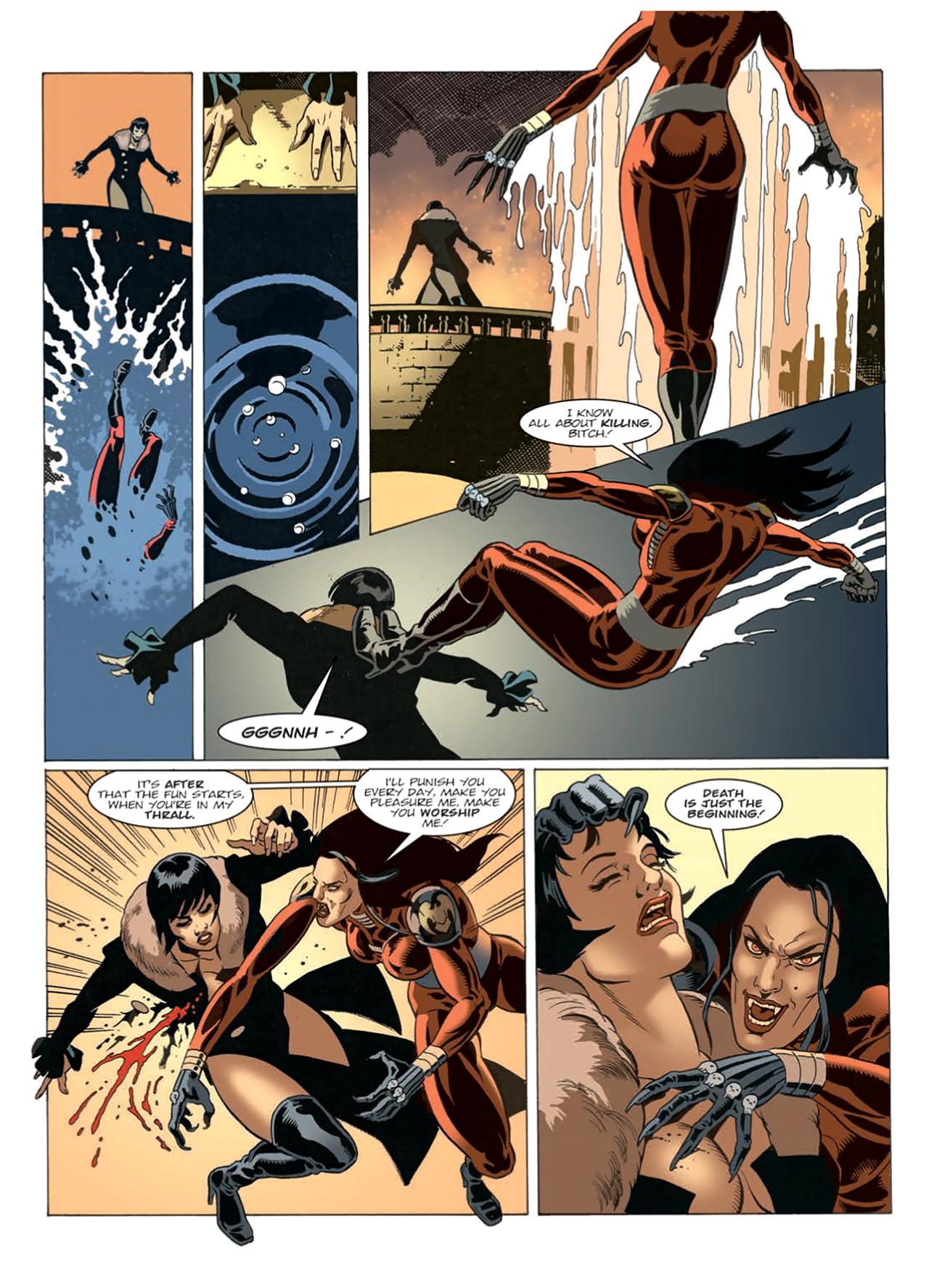 Read online Nikolai Dante comic -  Issue # TPB 9 - 177