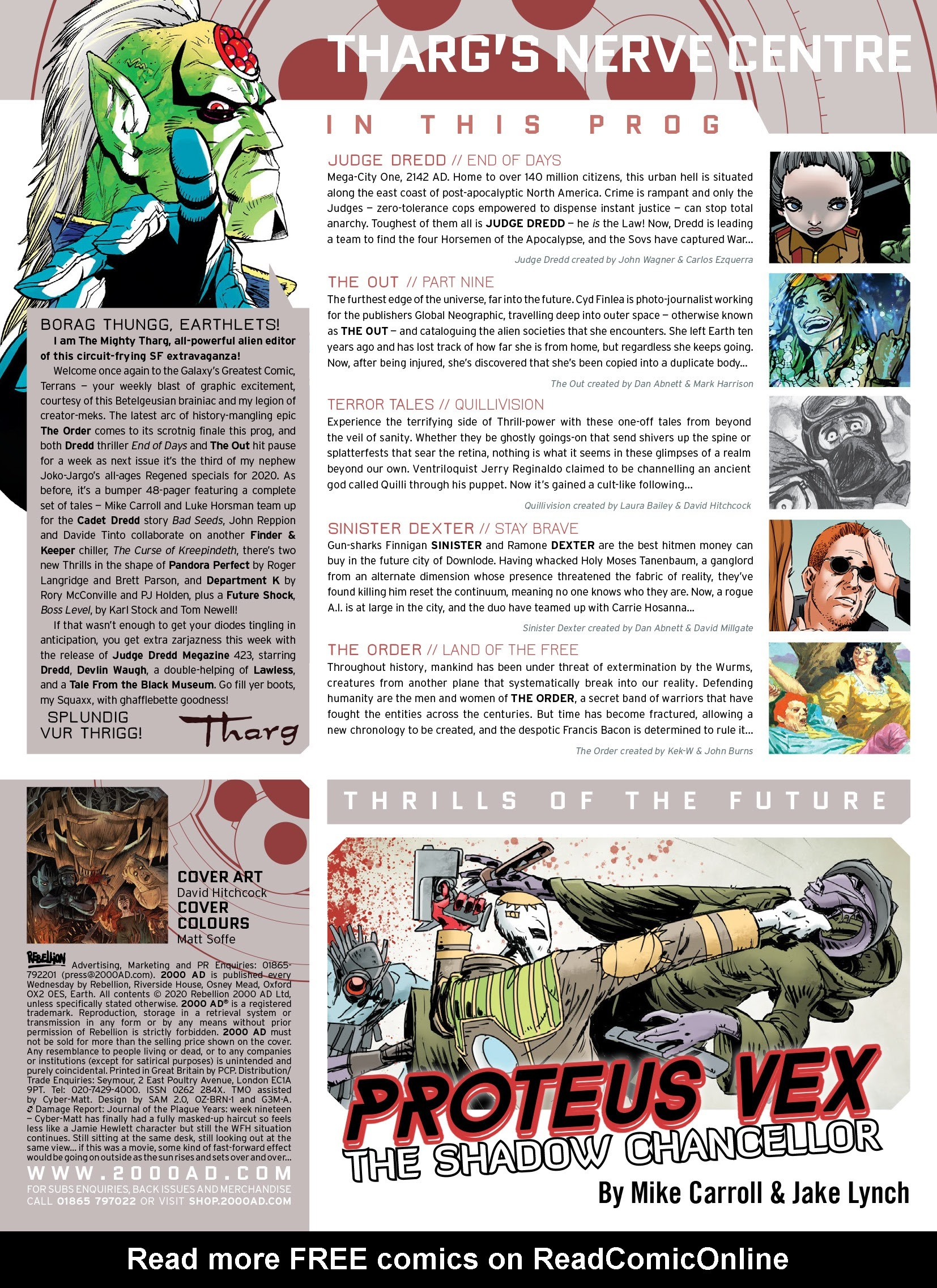 2000 AD 2195 Page 2
