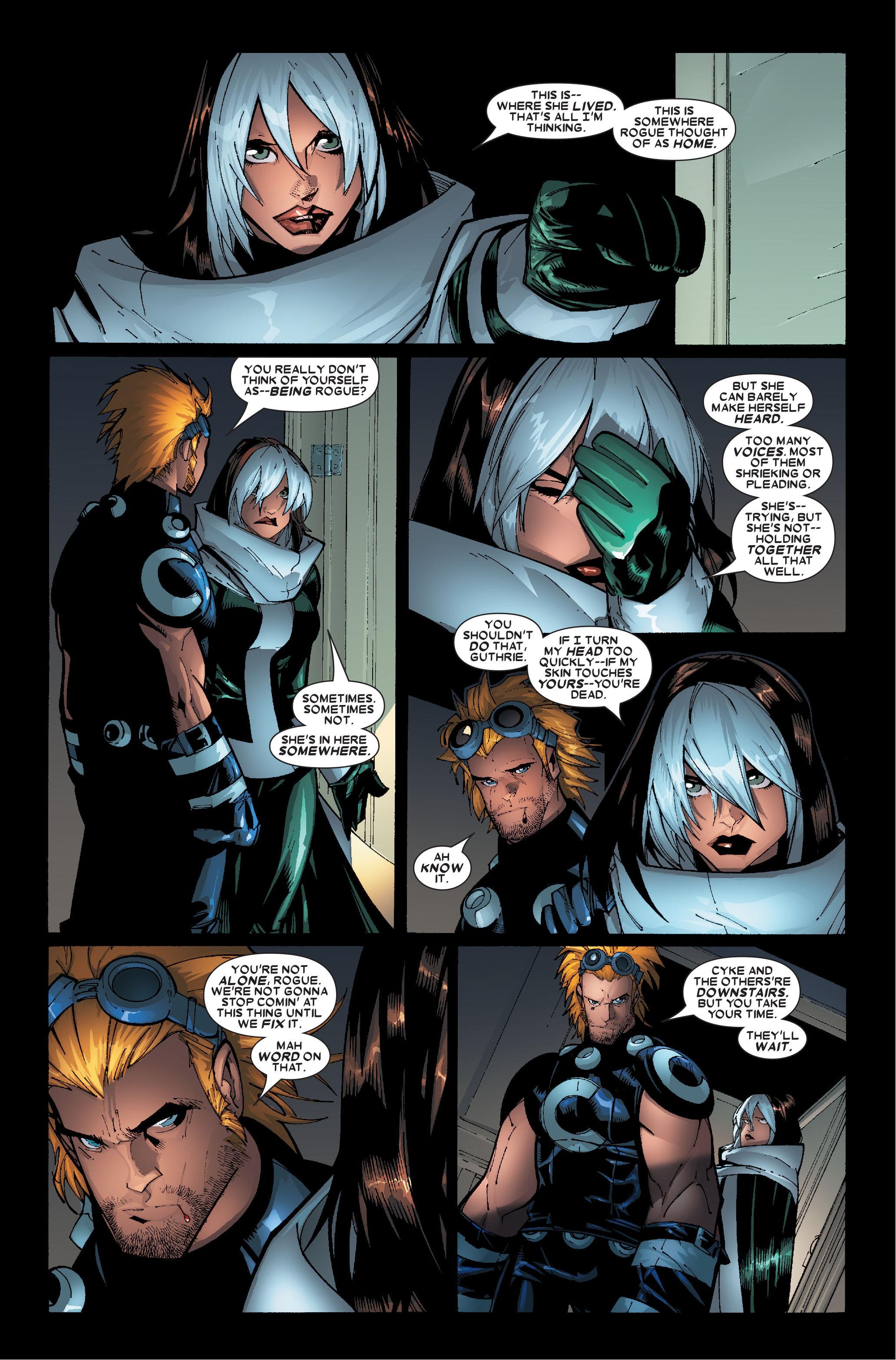 X-Men (1991) 200 Page 17