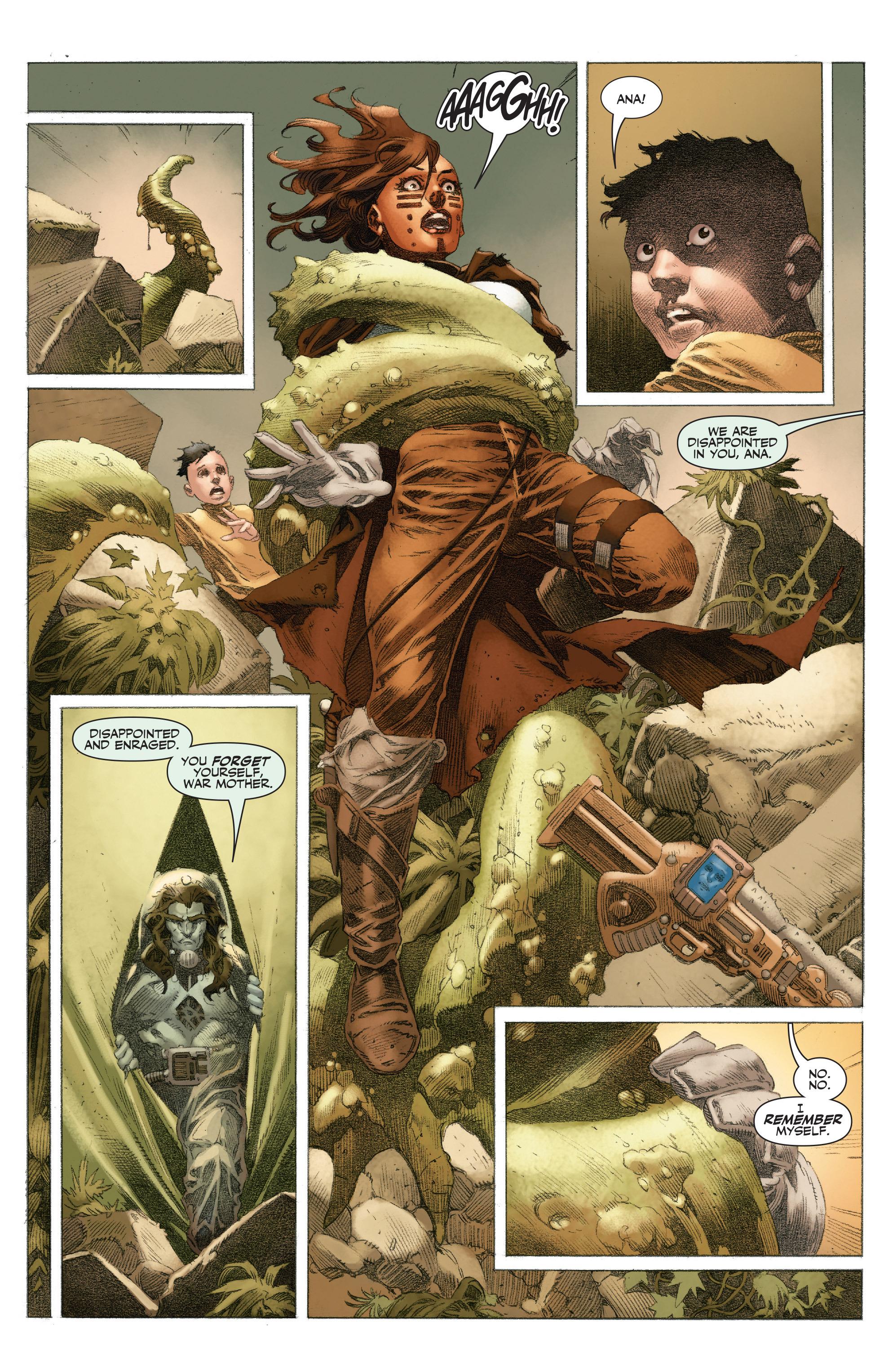 Read online 4001 A.D.: War Mother comic -  Issue #4001 A.D.: War Mother Full - 25