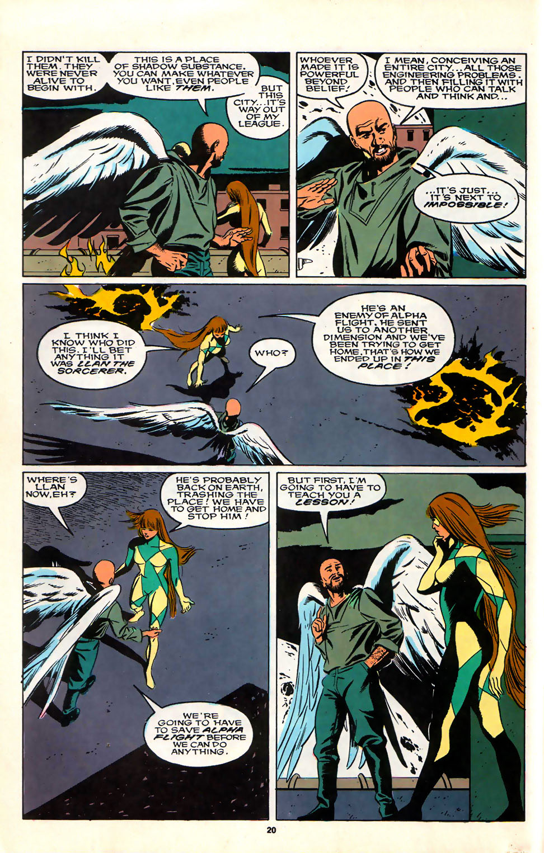 Read online Alpha Flight (1983) comic -  Issue #75 - 18