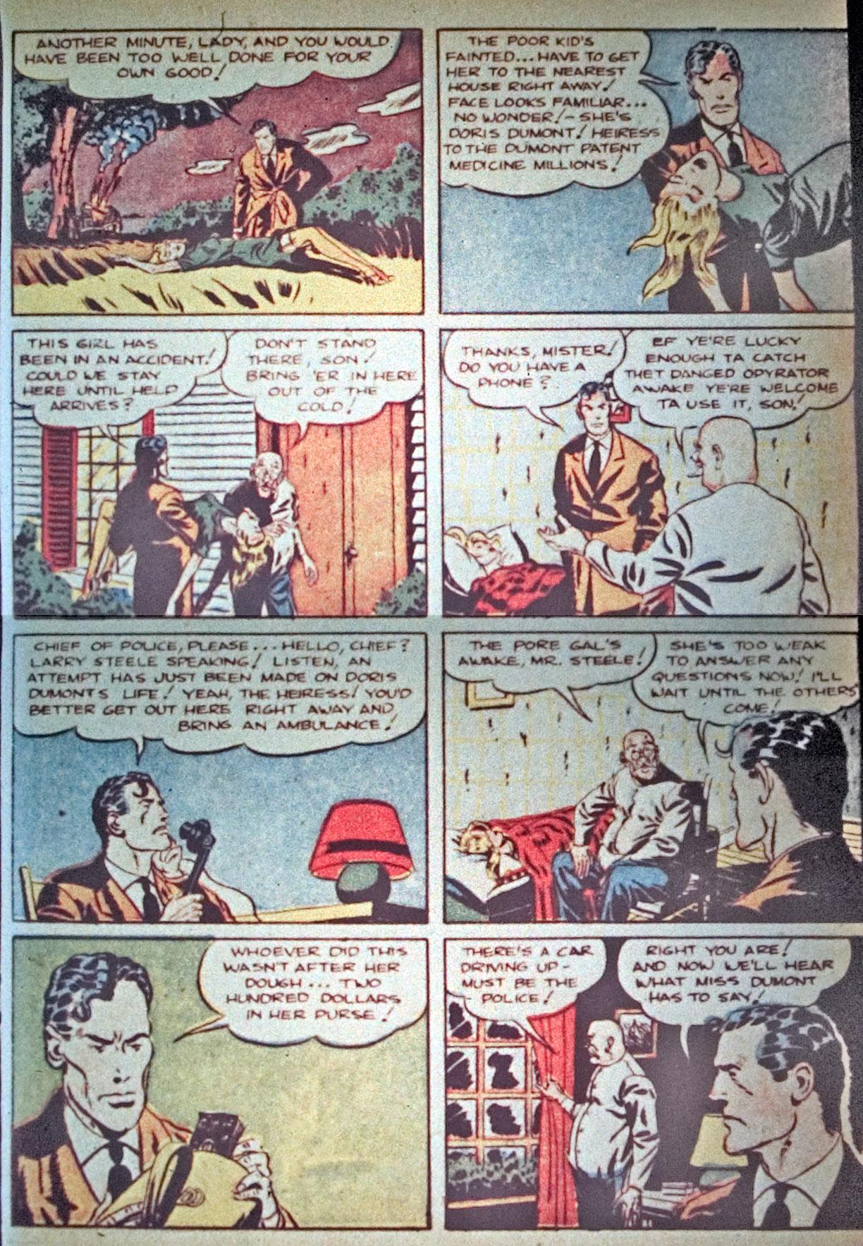 Detective Comics (1937) 32 Page 28