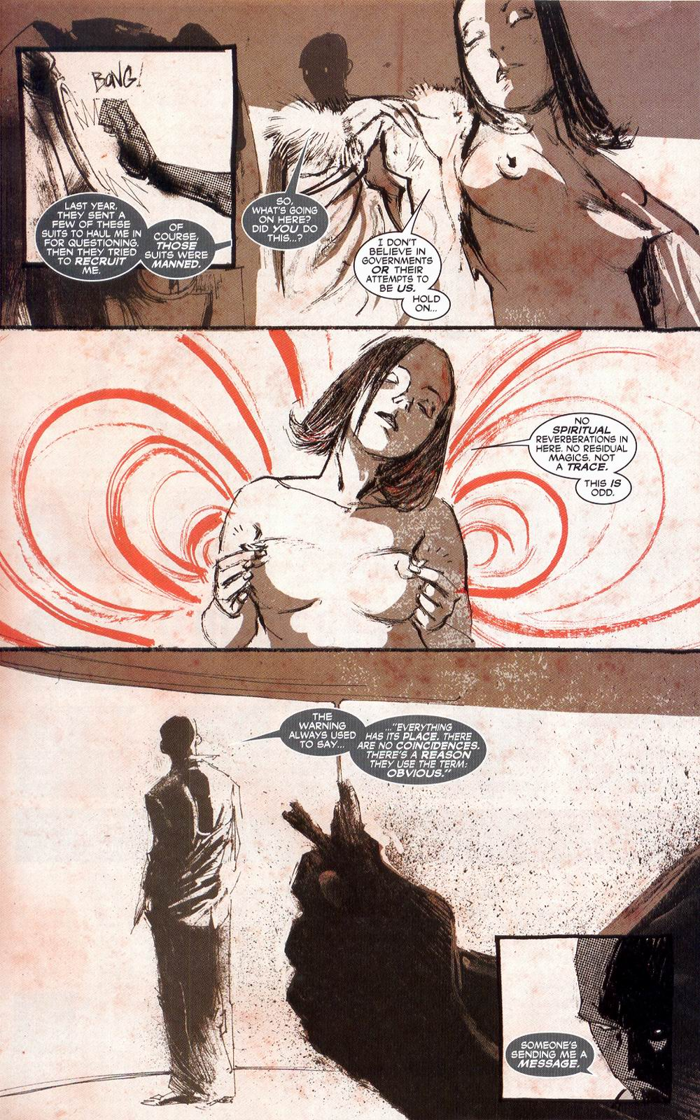 Read online Automatic Kafka comic -  Issue #6 - 19