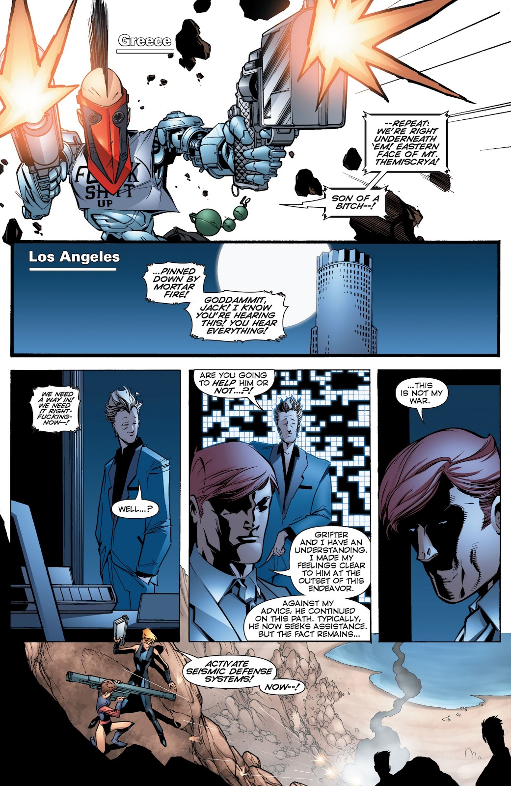 Wildcats Version 3.0 Issue #23 #23 - English 2