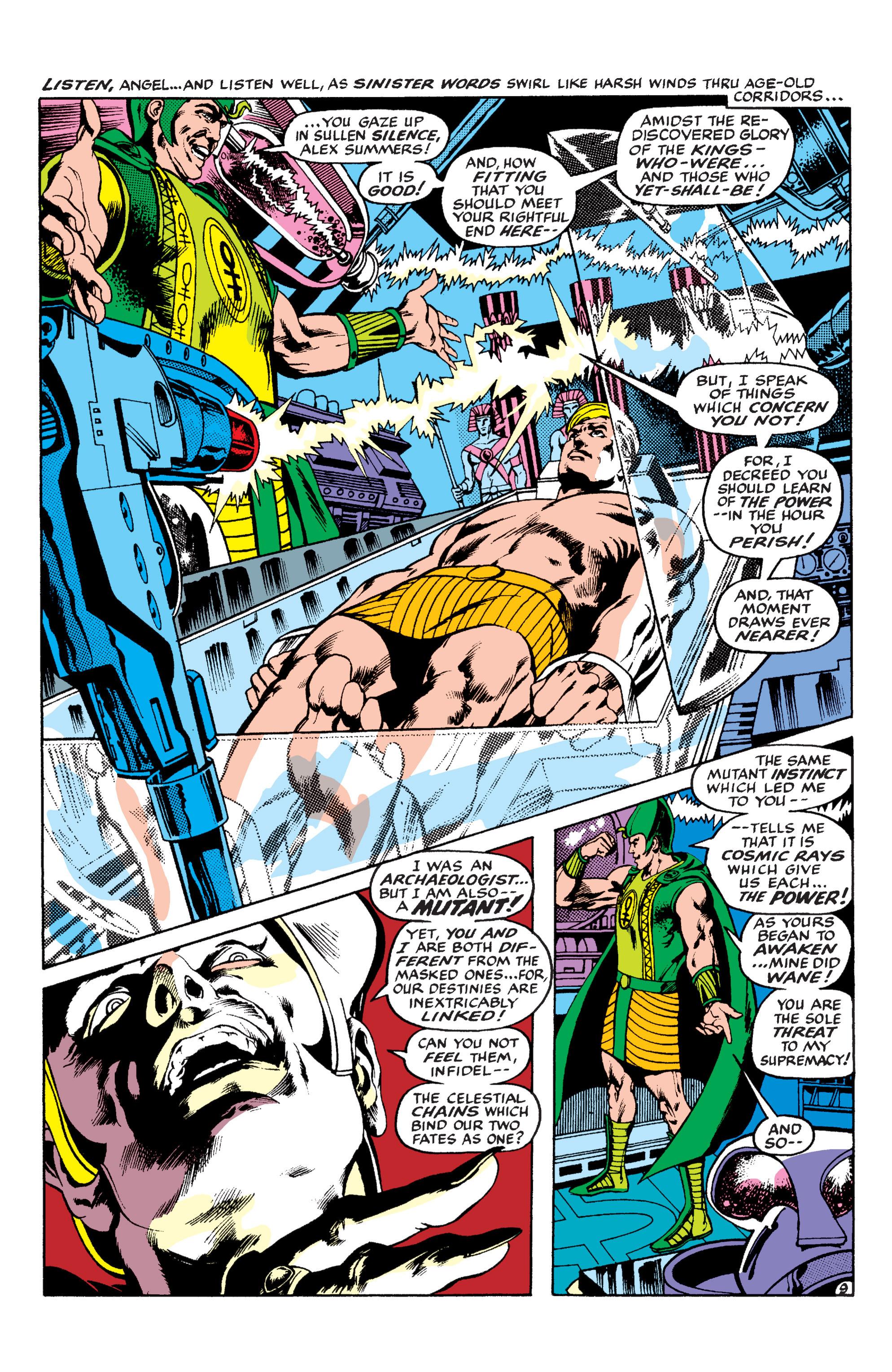 Uncanny X-Men (1963) 56 Page 9