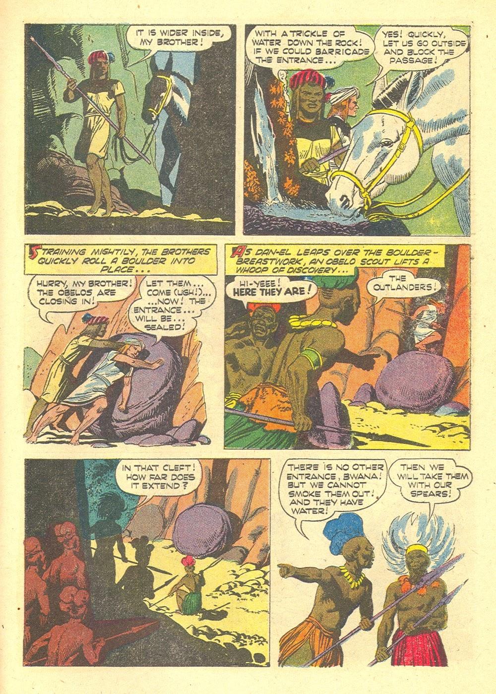 Tarzan (1948) issue 65 - Page 31