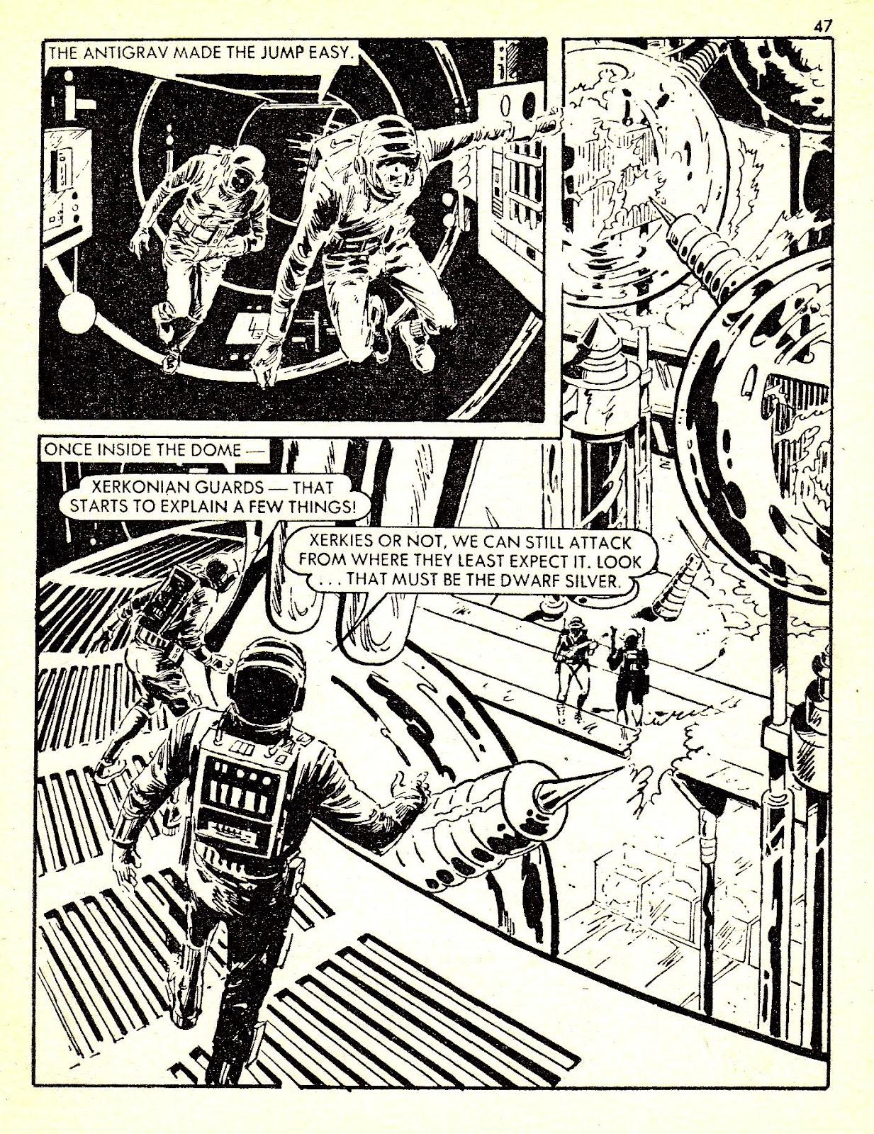 Starblazer issue 140 - Page 47
