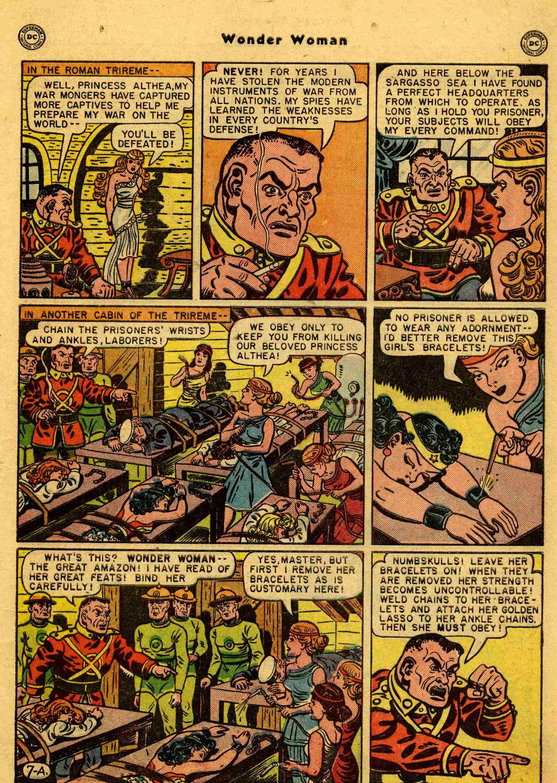 Read online Wonder Woman (1942) comic -  Issue #44 - 8