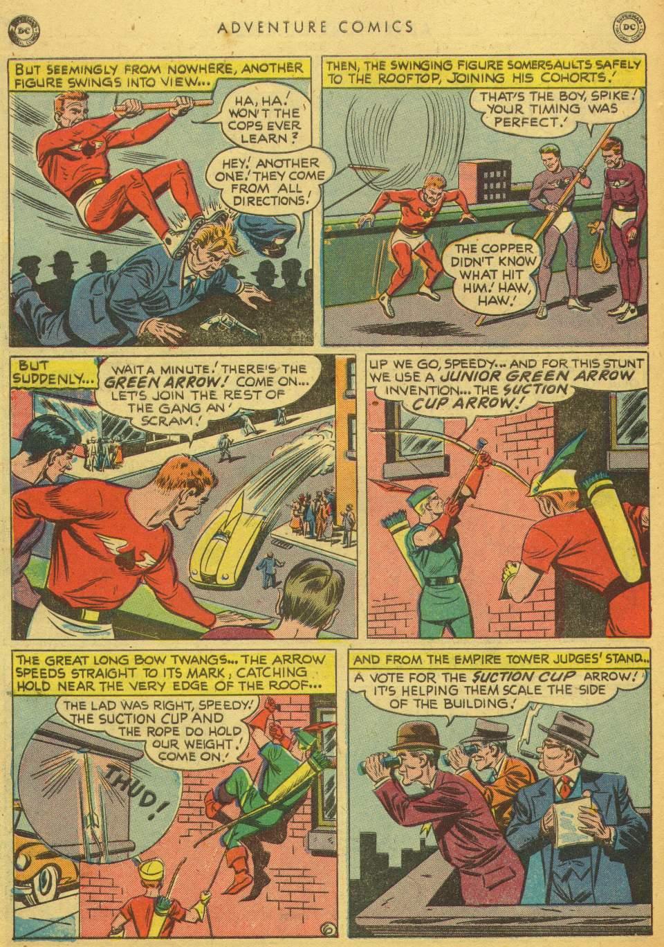 Read online Adventure Comics (1938) comic -  Issue #150 - 44