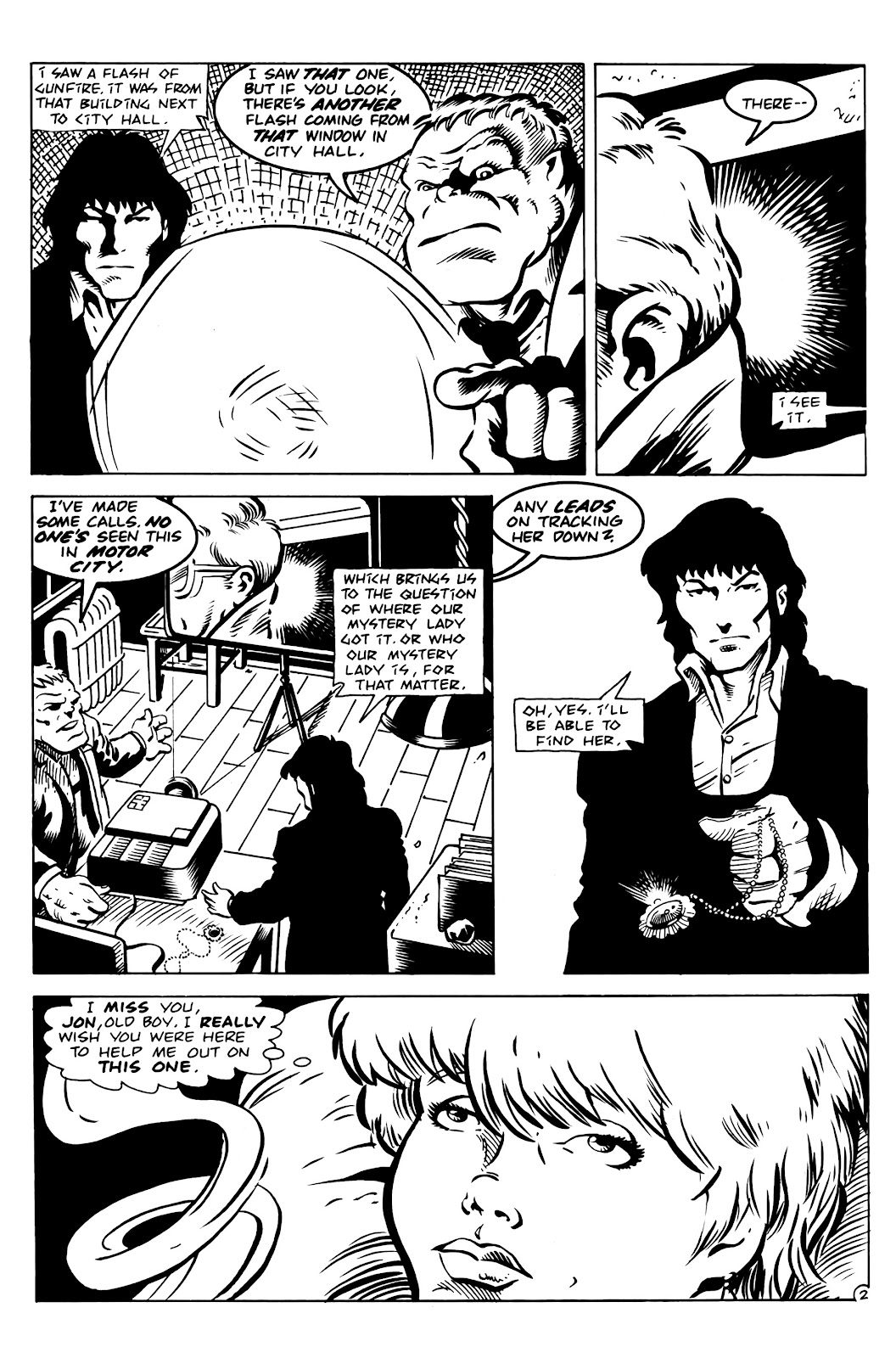 Eagle issue 14 - Page 4