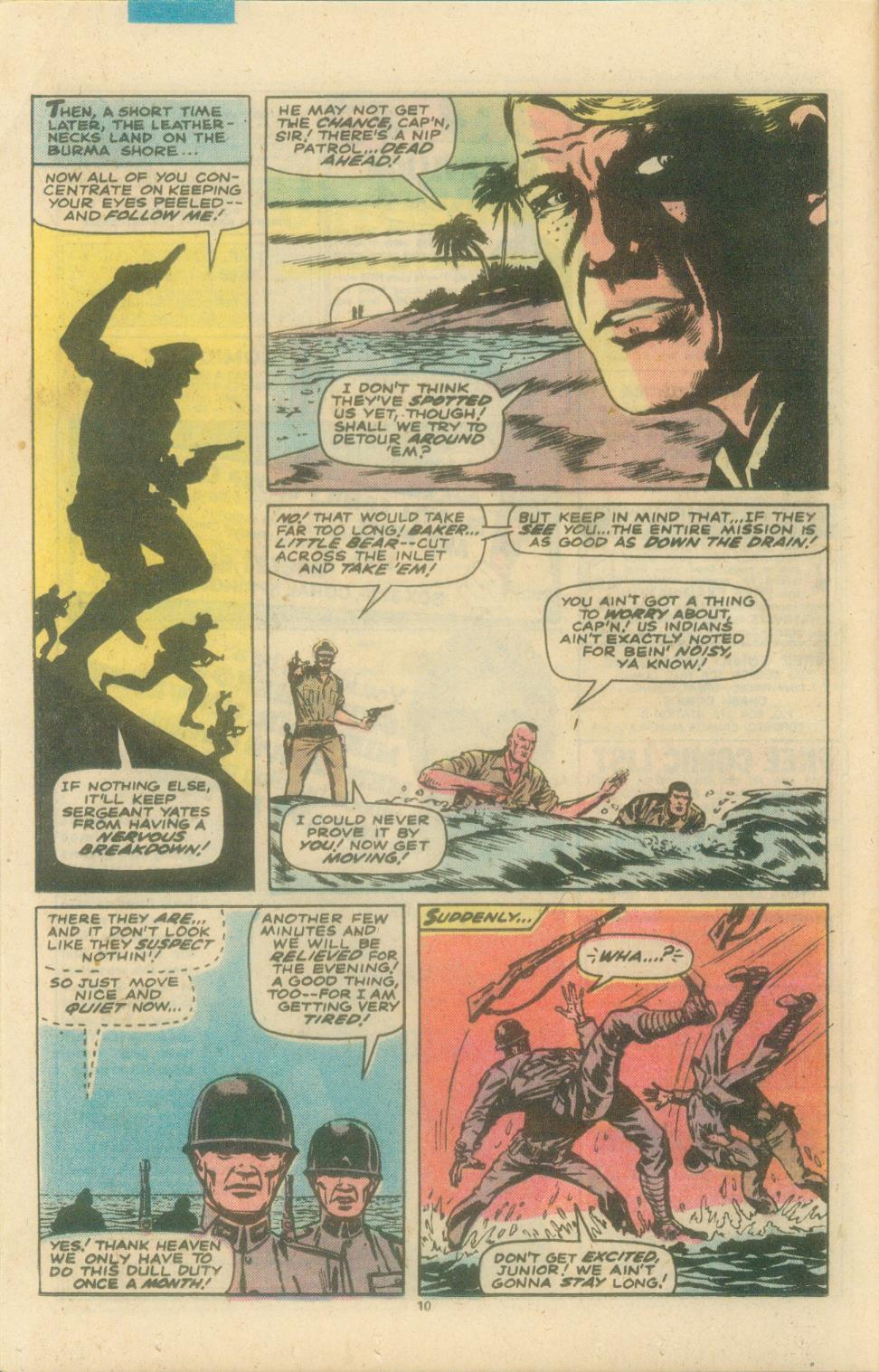 Read online Sgt. Fury comic -  Issue #154 - 12