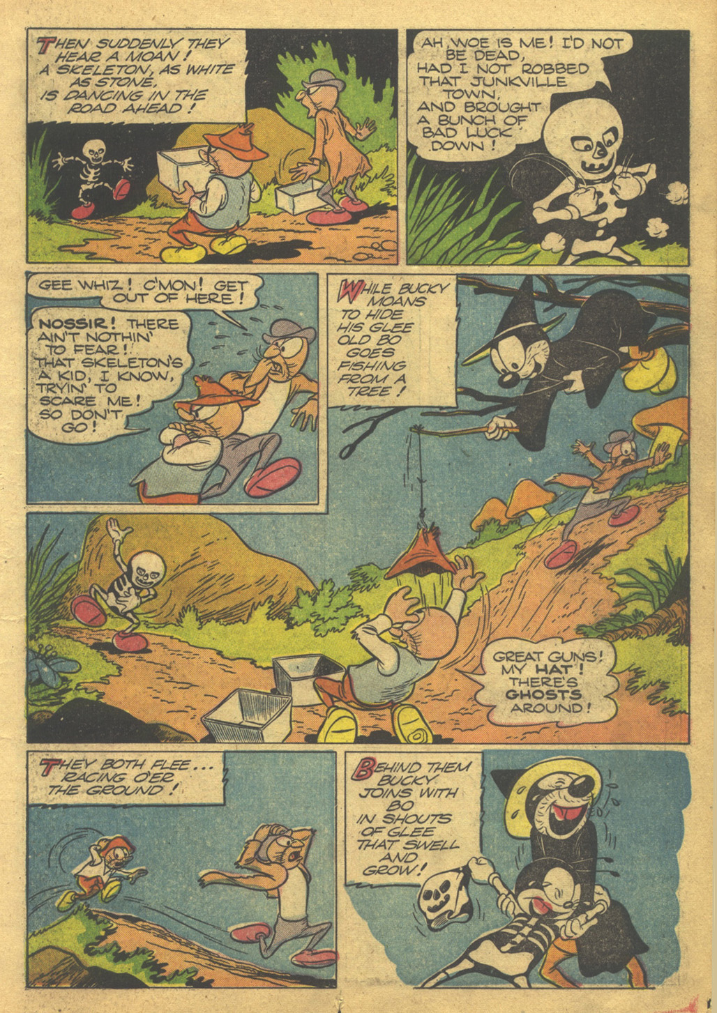 Walt Disney's Comics and Stories issue 86 - Page 17