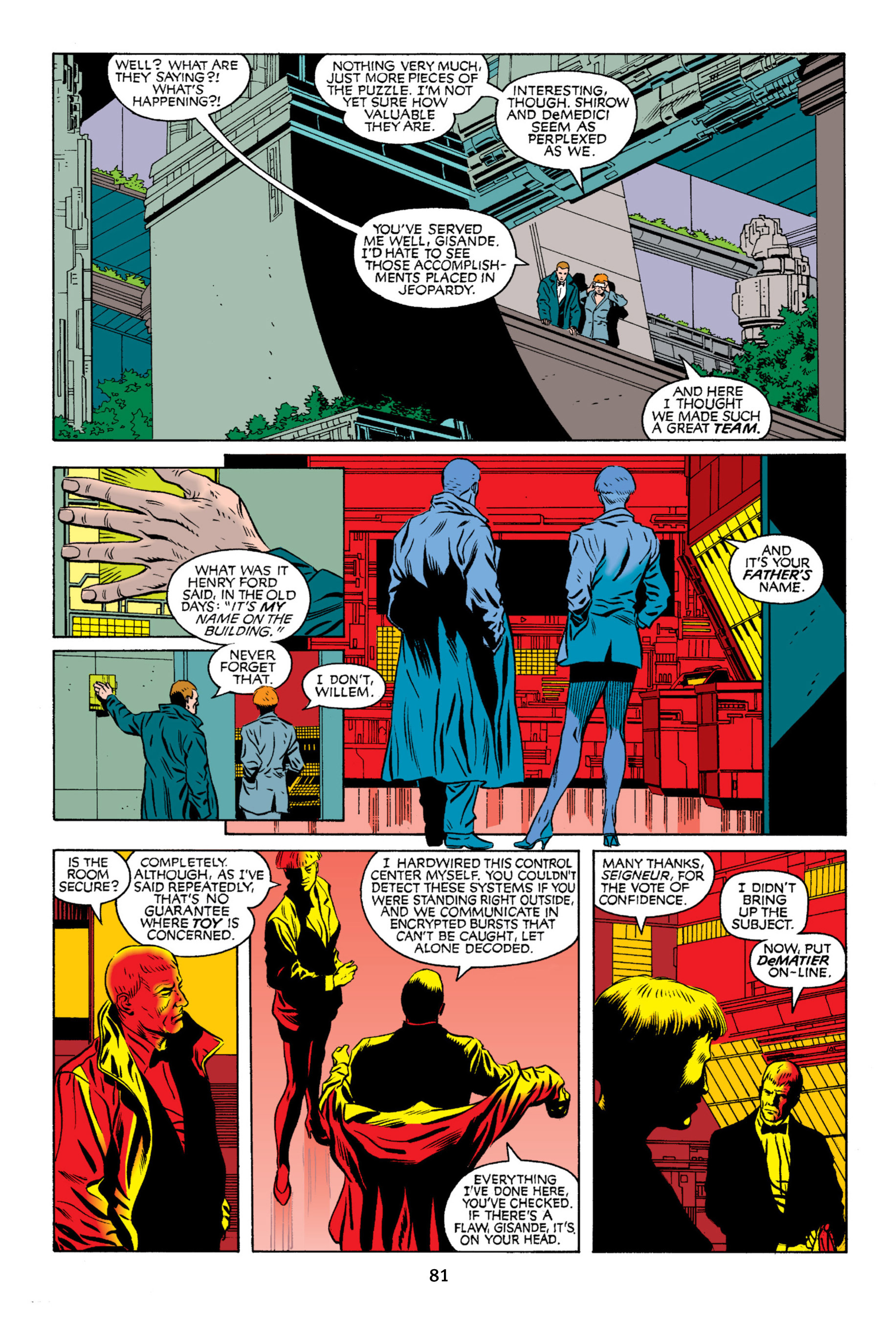 Read online Aliens vs. Predator Omnibus comic -  Issue # _TPB 2 Part 1 - 80