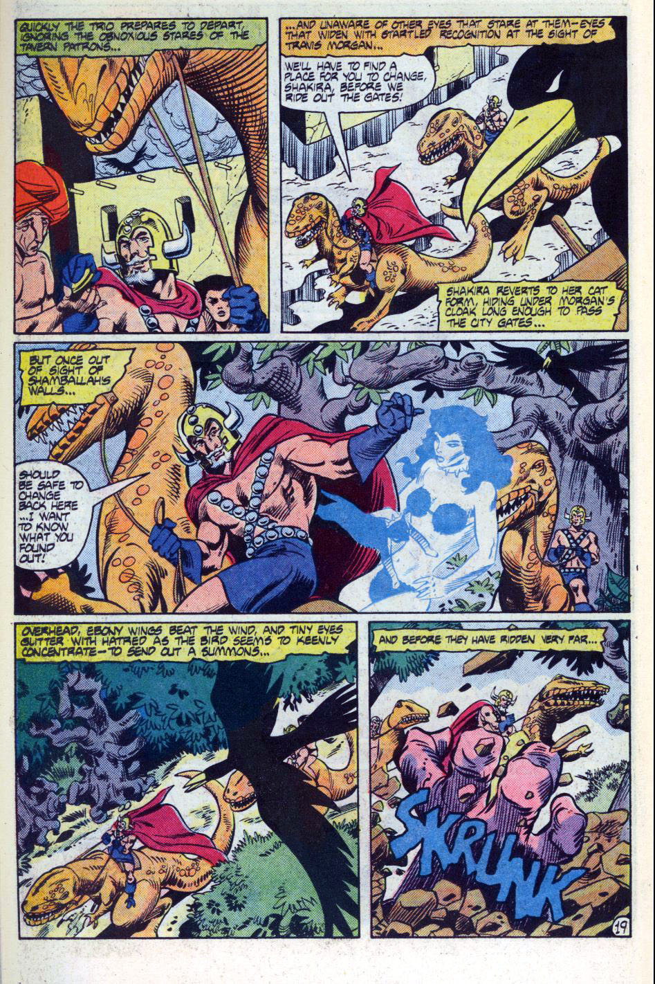 Warlord (1976) issue 92 - Page 20