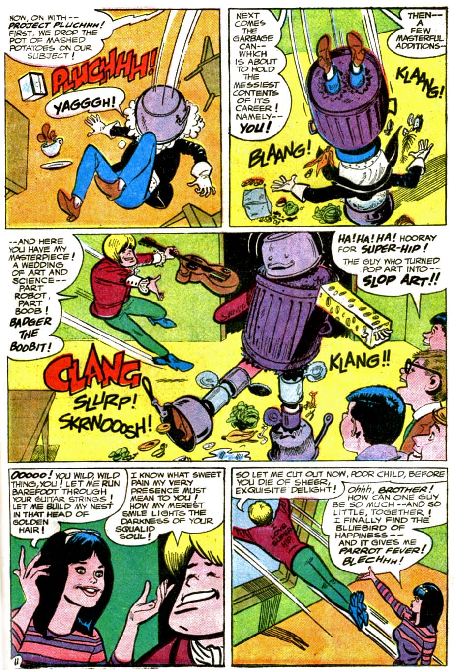 The Adventures of Bob Hope issue 97 - Page 17