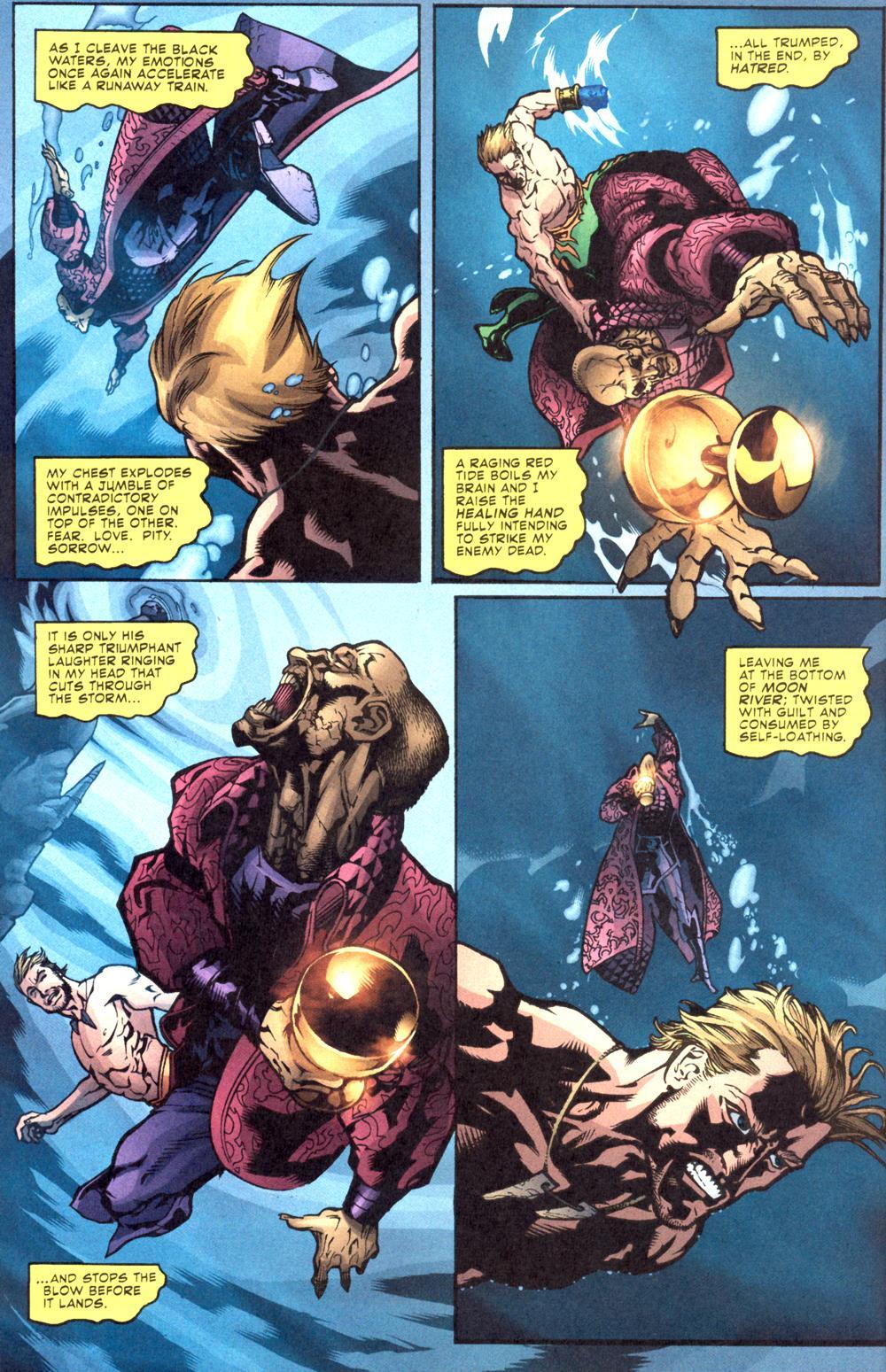 Read online Aquaman (2003) comic -  Issue #10 - 12