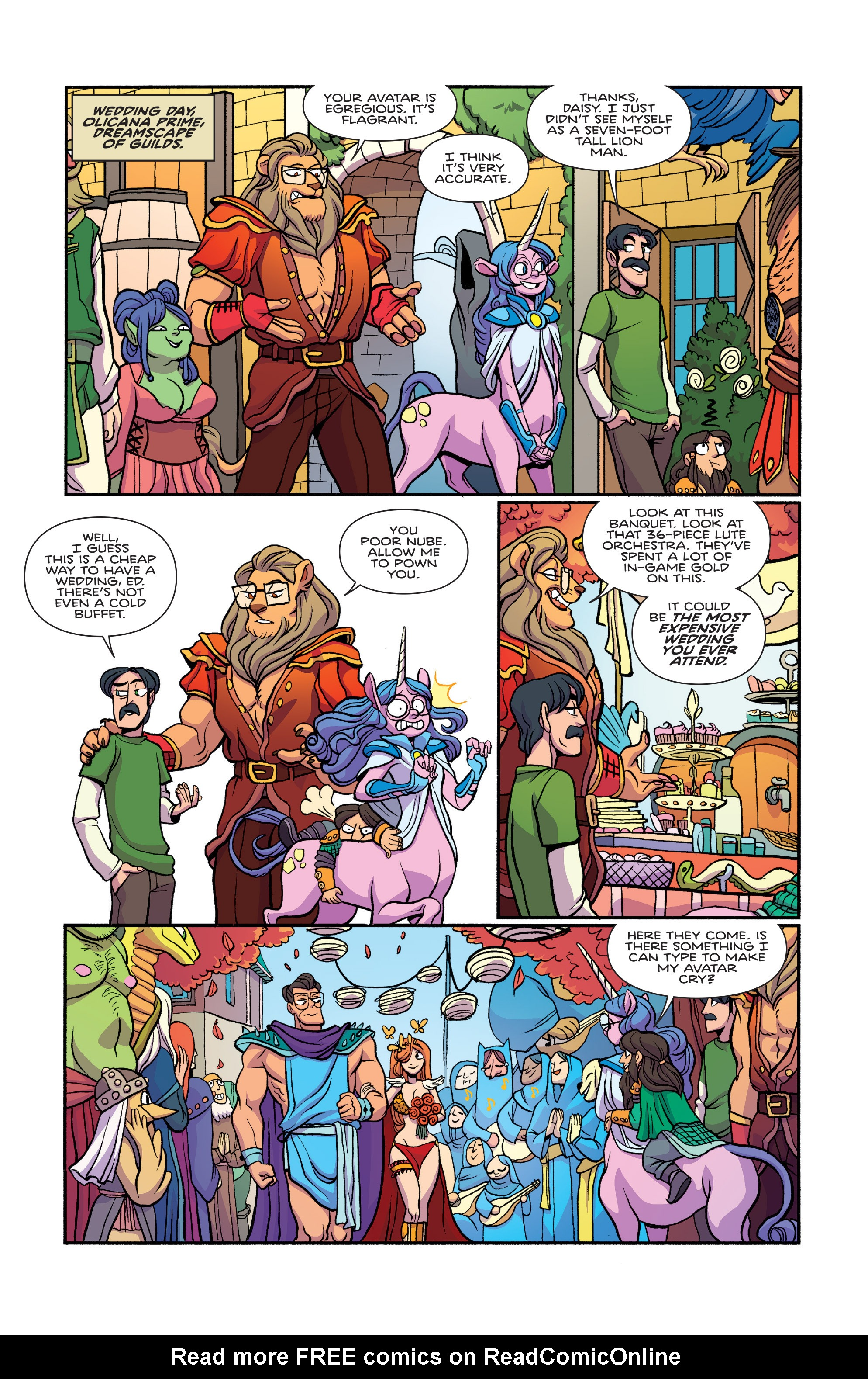 Read online Giant Days (2015) comic -  Issue #26 - 20